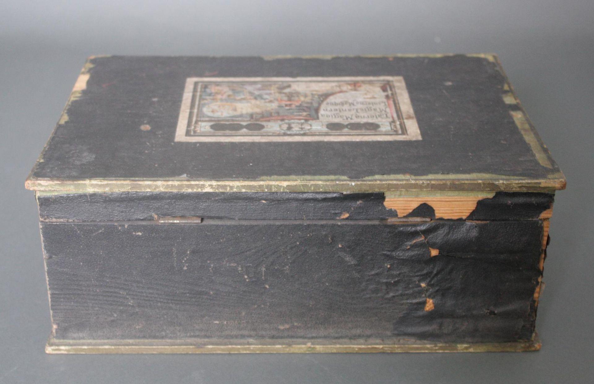 Laterna Magica um 1900 - Bild 5 aus 5