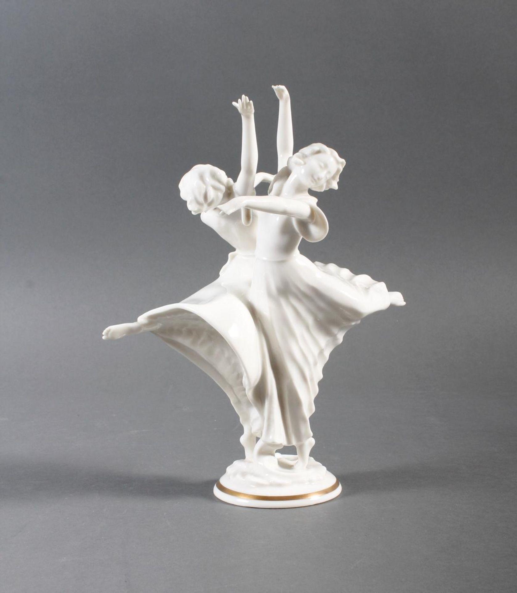 Hutschenreuther Porzellanskulptur Kunstabteilung, Reigen