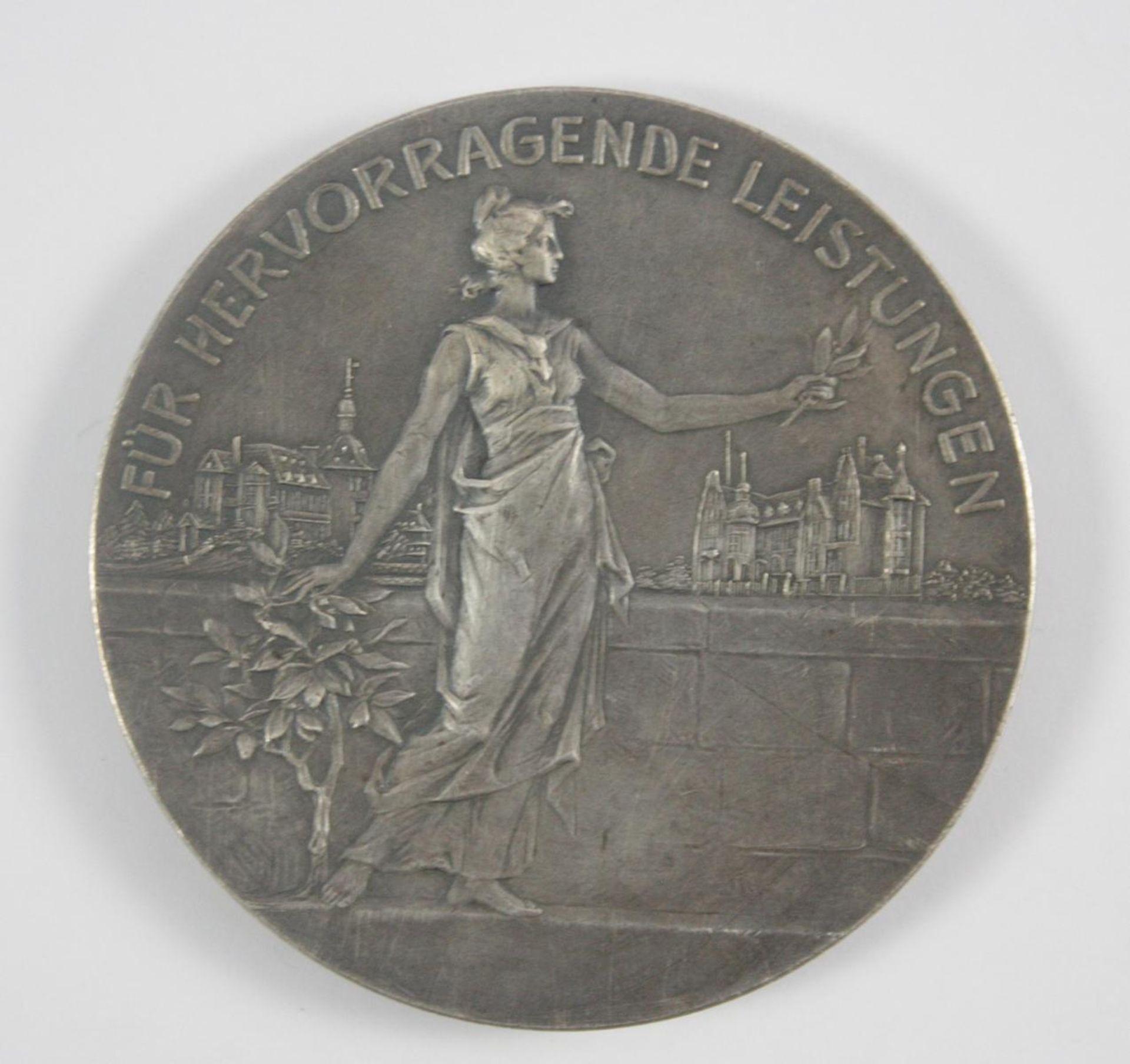 Silberpreismedaille Braune Messe 1933