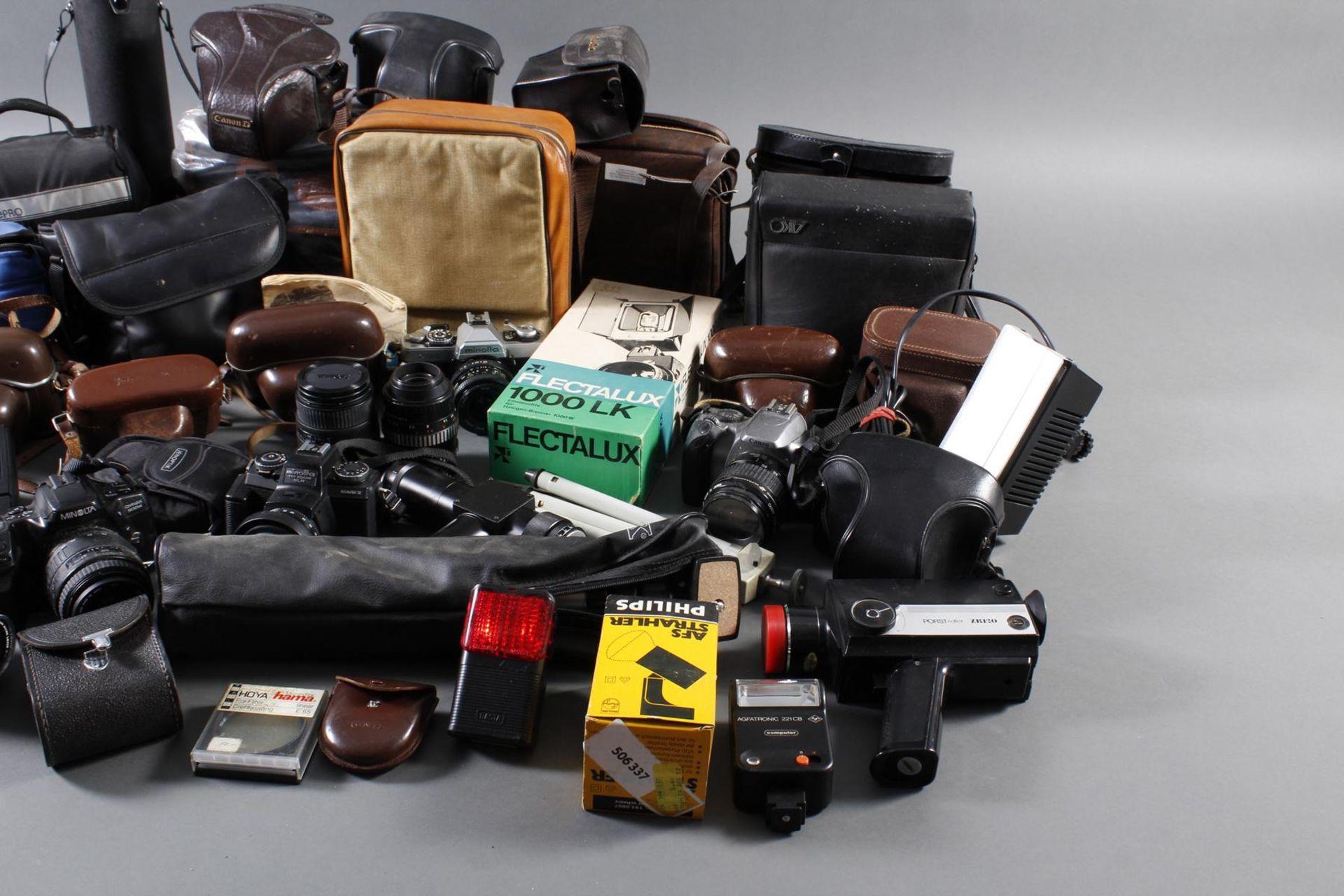 Sammlung Kameras - Bild 4 aus 6
