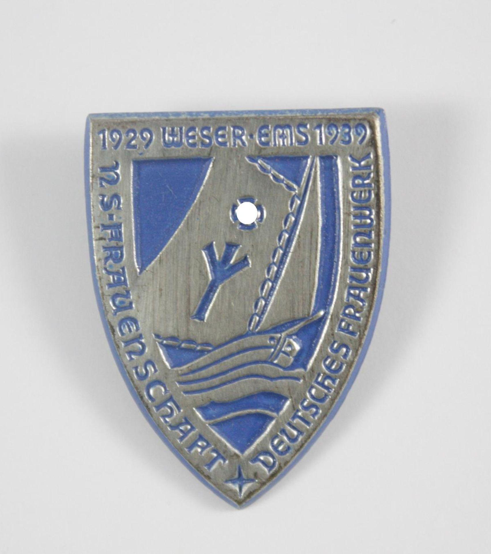 Abzeichen NS Frauenschaft Weser-Ems 1939