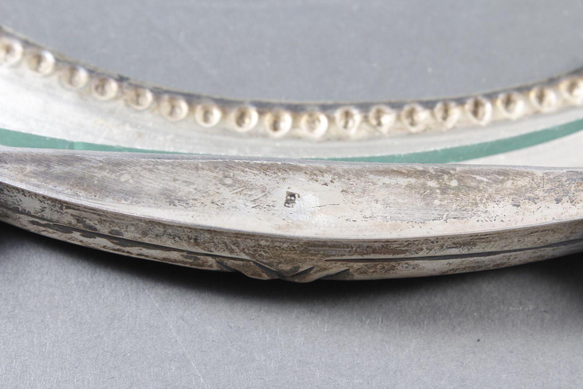 Großer Silber Bilderrahmen, - Bild 7 aus 9