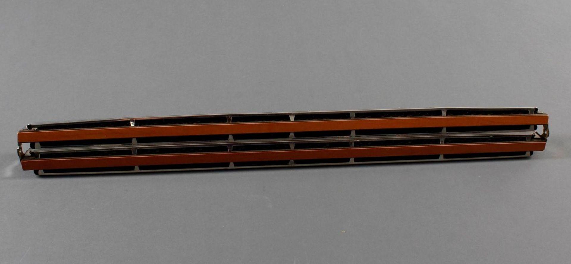 Hohner Akkord Mundharmonika - Bild 3 aus 4