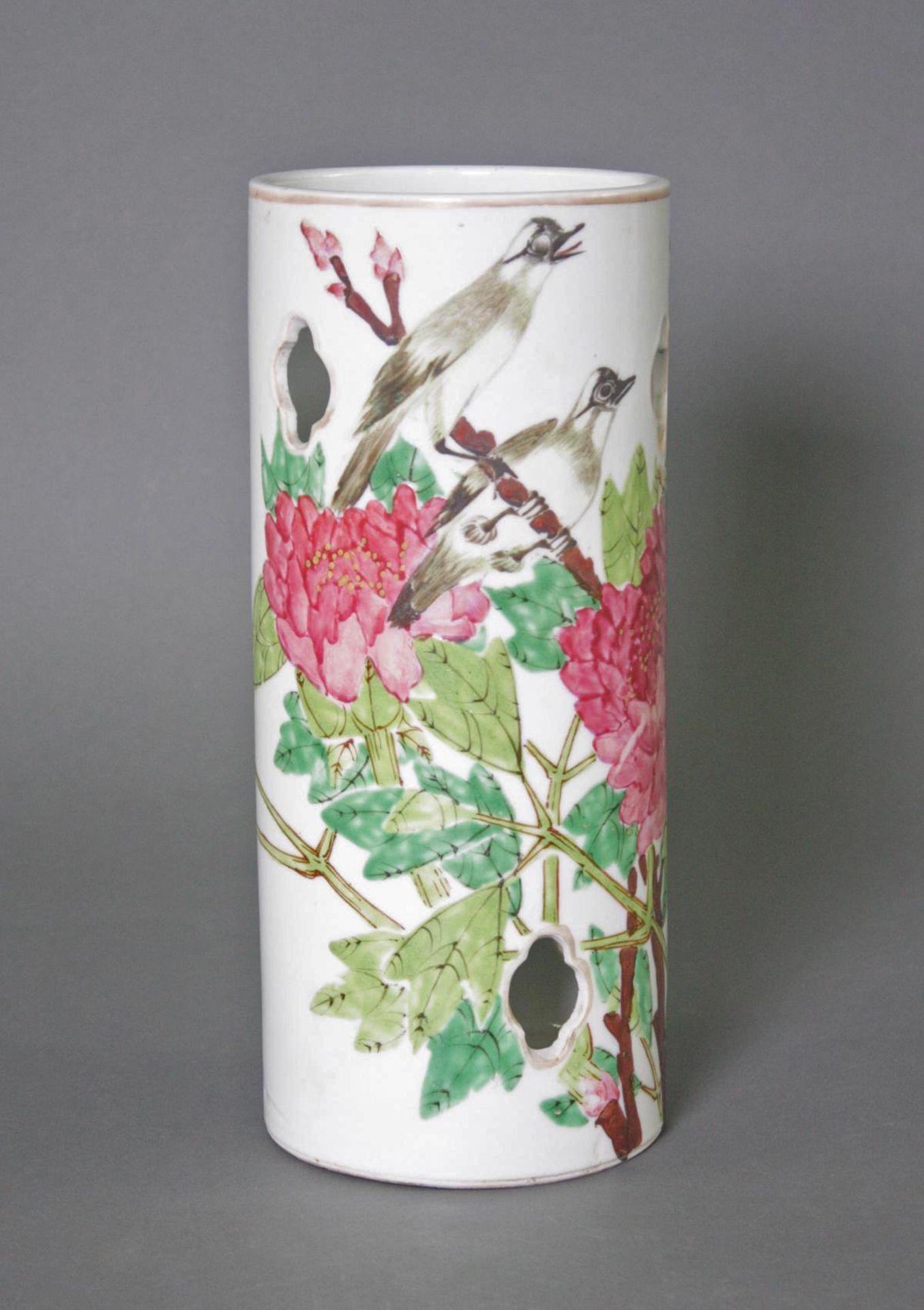 Hutständer, China Ende 19. Jahrhundert - Bild 2 aus 6