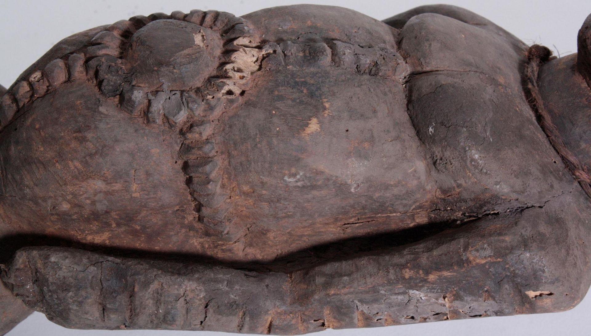 Ältere Ahnen-Figur, Tabwa, D. R. Kongo - Bild 8 aus 14