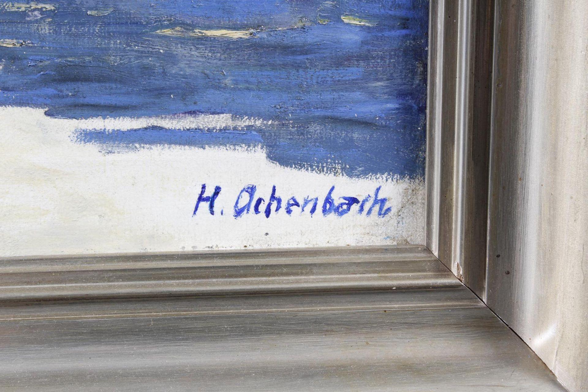 Hans Achenbach, (Plattenberg, 1891-1972) - Bild 3 aus 6