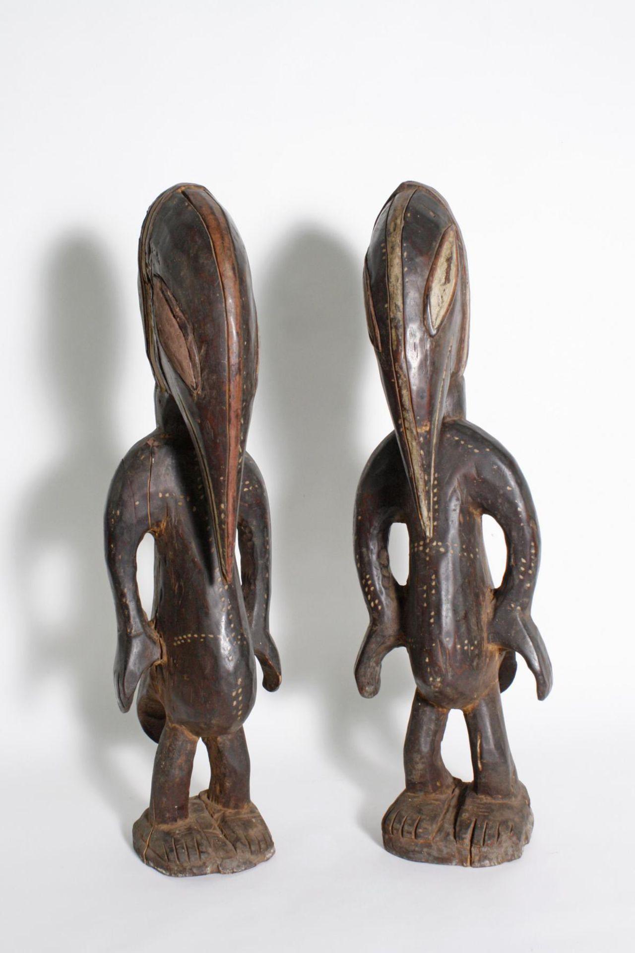Figurenpaar, Calao , Senufo, Elfenbeinküste, 1. Hälfte 20. Jh.