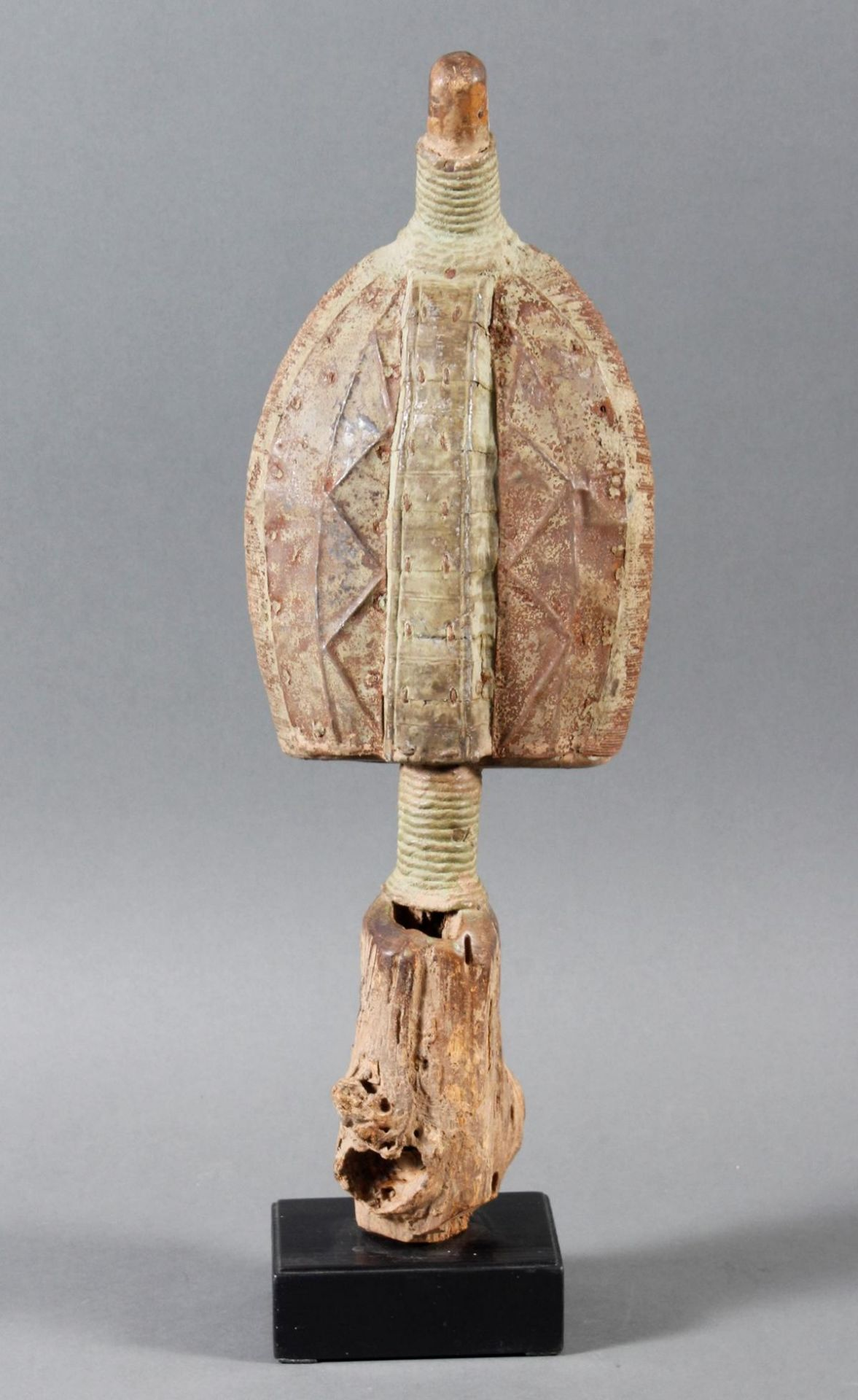 Grabwächter, Reliquiarfigur, Mahongwe / Gabun - Bild 5 aus 7