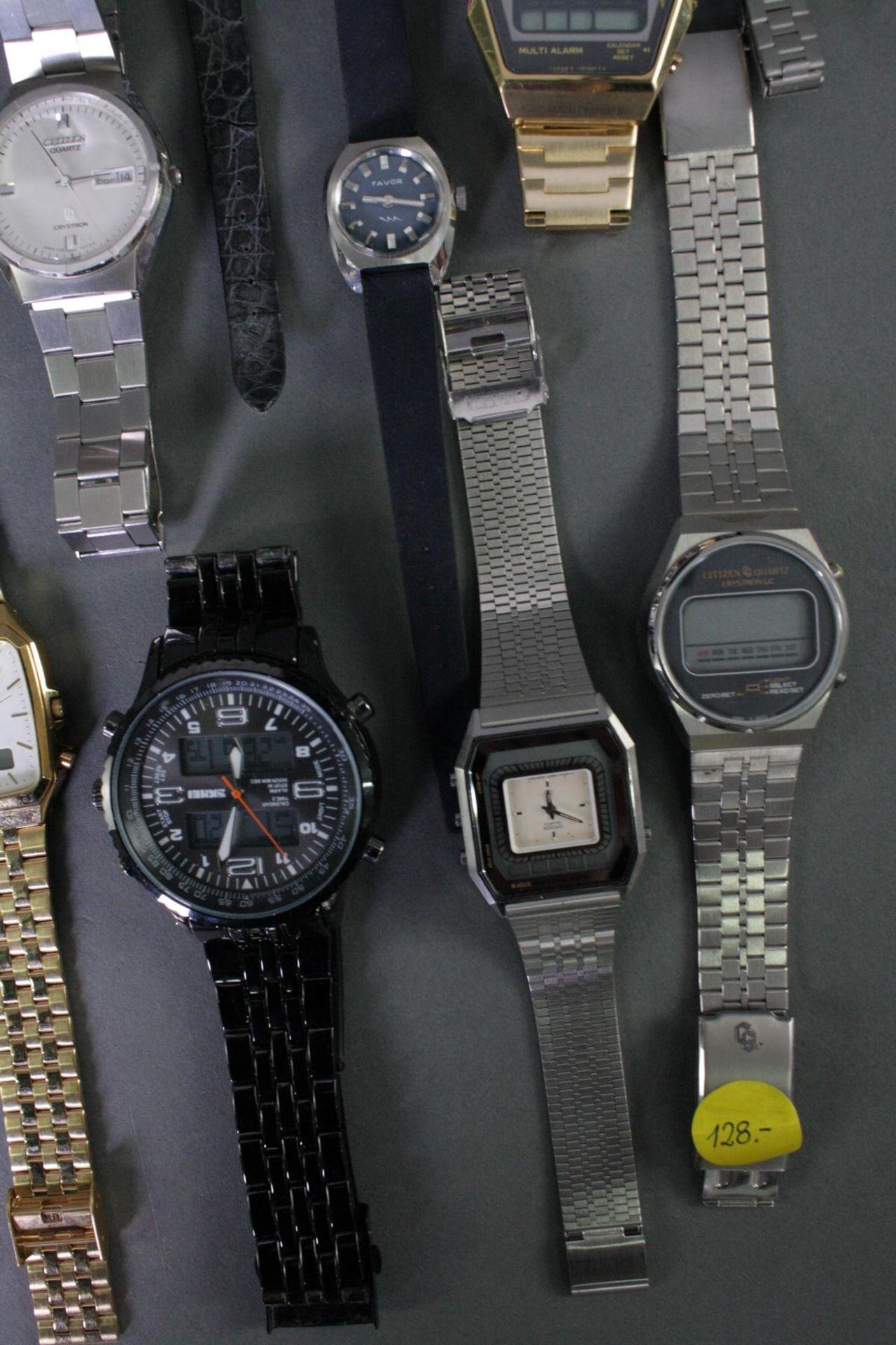Konvolut Armbanduhren - Bild 4 aus 7