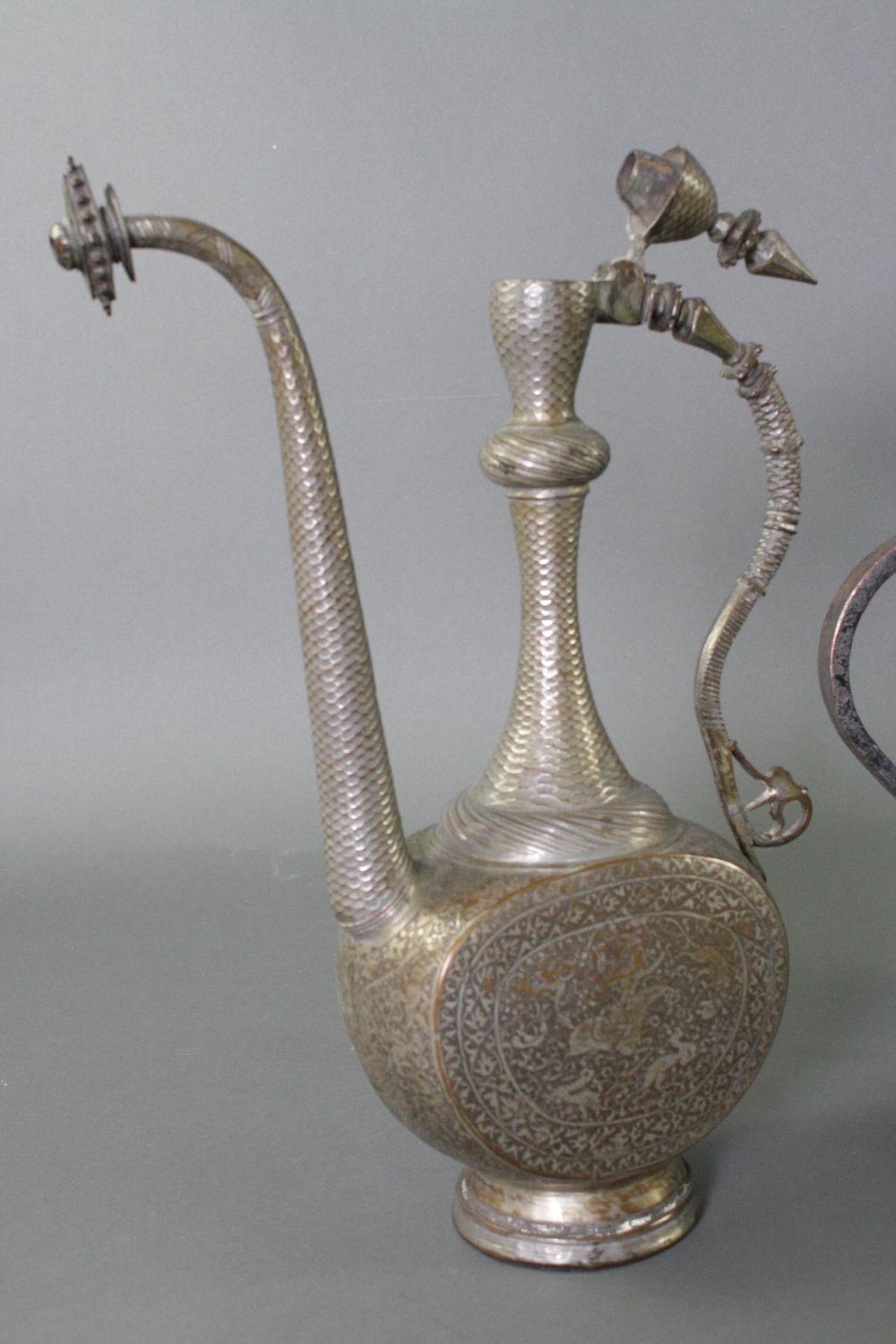 6 Kannen, Iran 19./20. Jahrhundert - Bild 5 aus 13