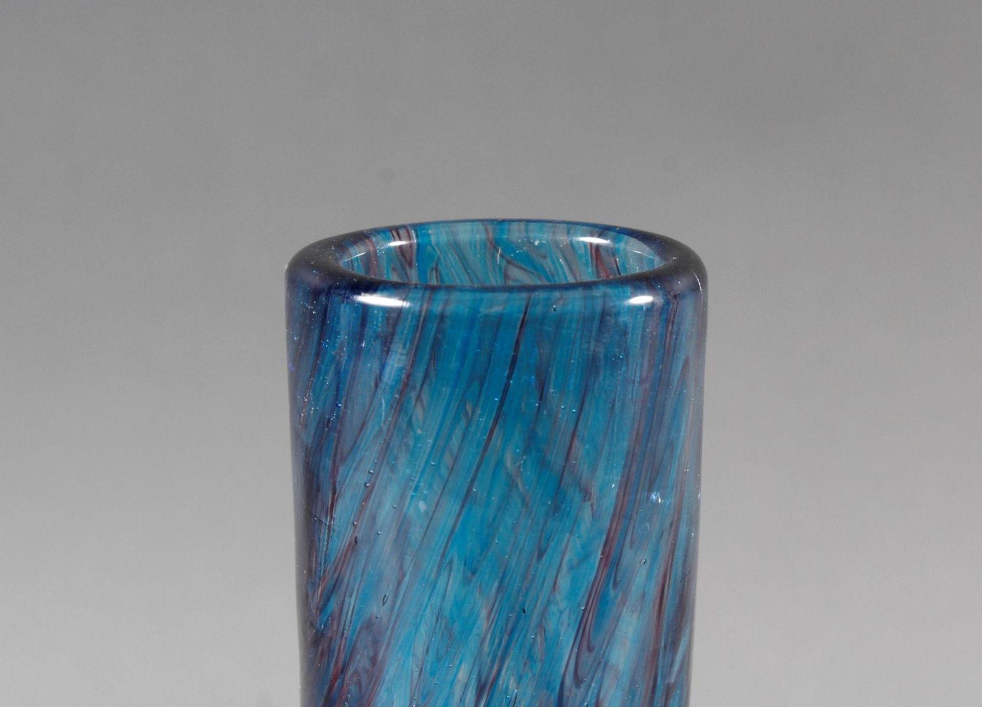 """Vase """"Caccia"""", Ausführung Barovier & Toso, Murano. Um 1962 - Bild 2 aus 5"""