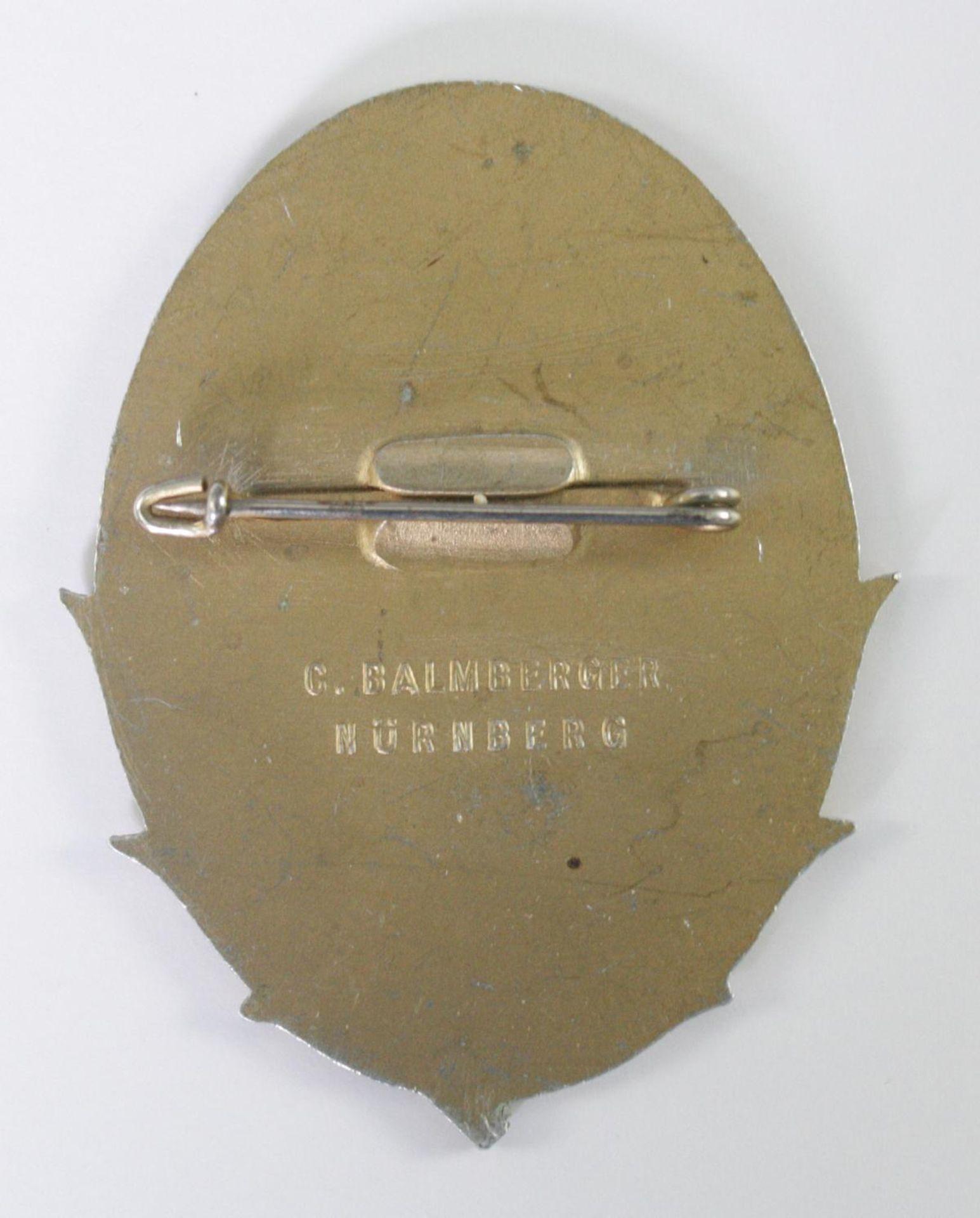 Jubiläumsabzeichen zur 125 Jahrfeier des Infanterie Regiments Nr. 14, Nürnberg 1939 - Bild 2 aus 2