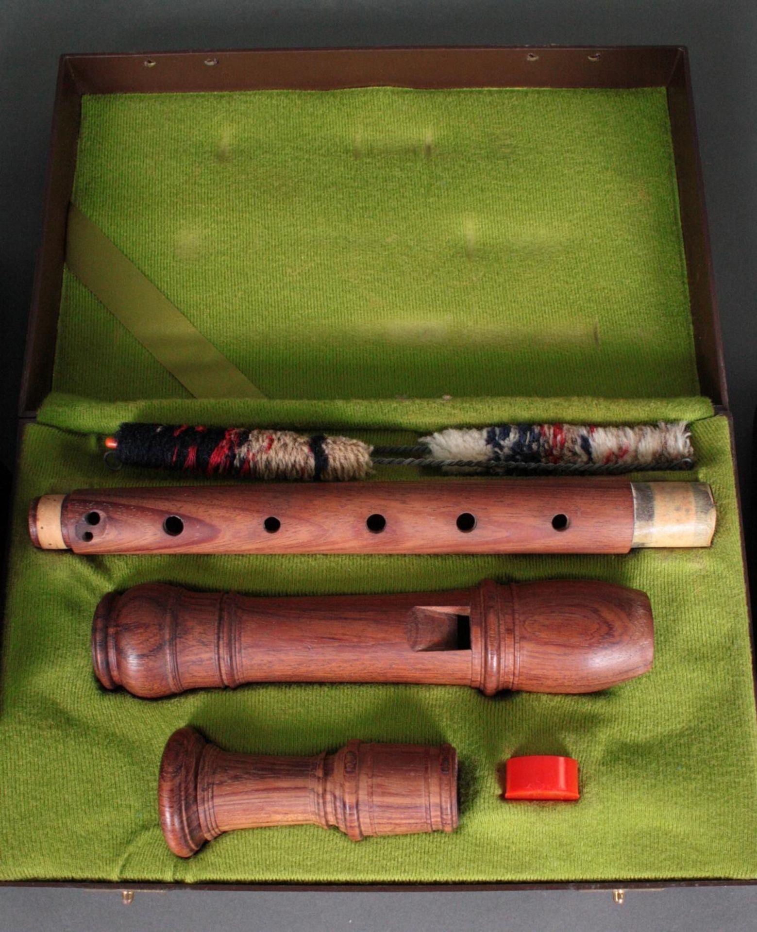 3 Blockflöten - Bild 4 aus 4