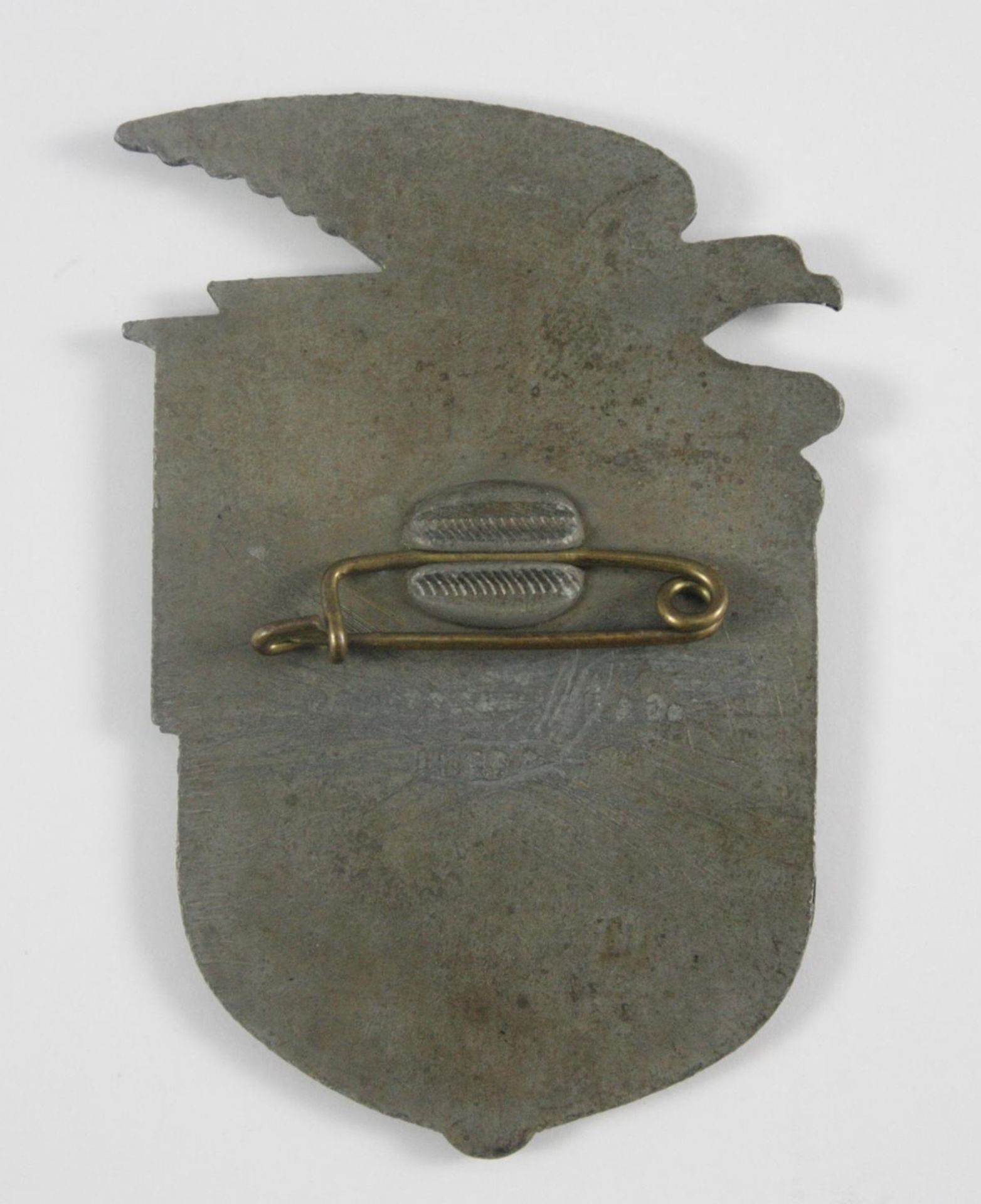 Abzeichen: Gau Mecklenburg-Lübeck, 1925-1935 - Bild 2 aus 2
