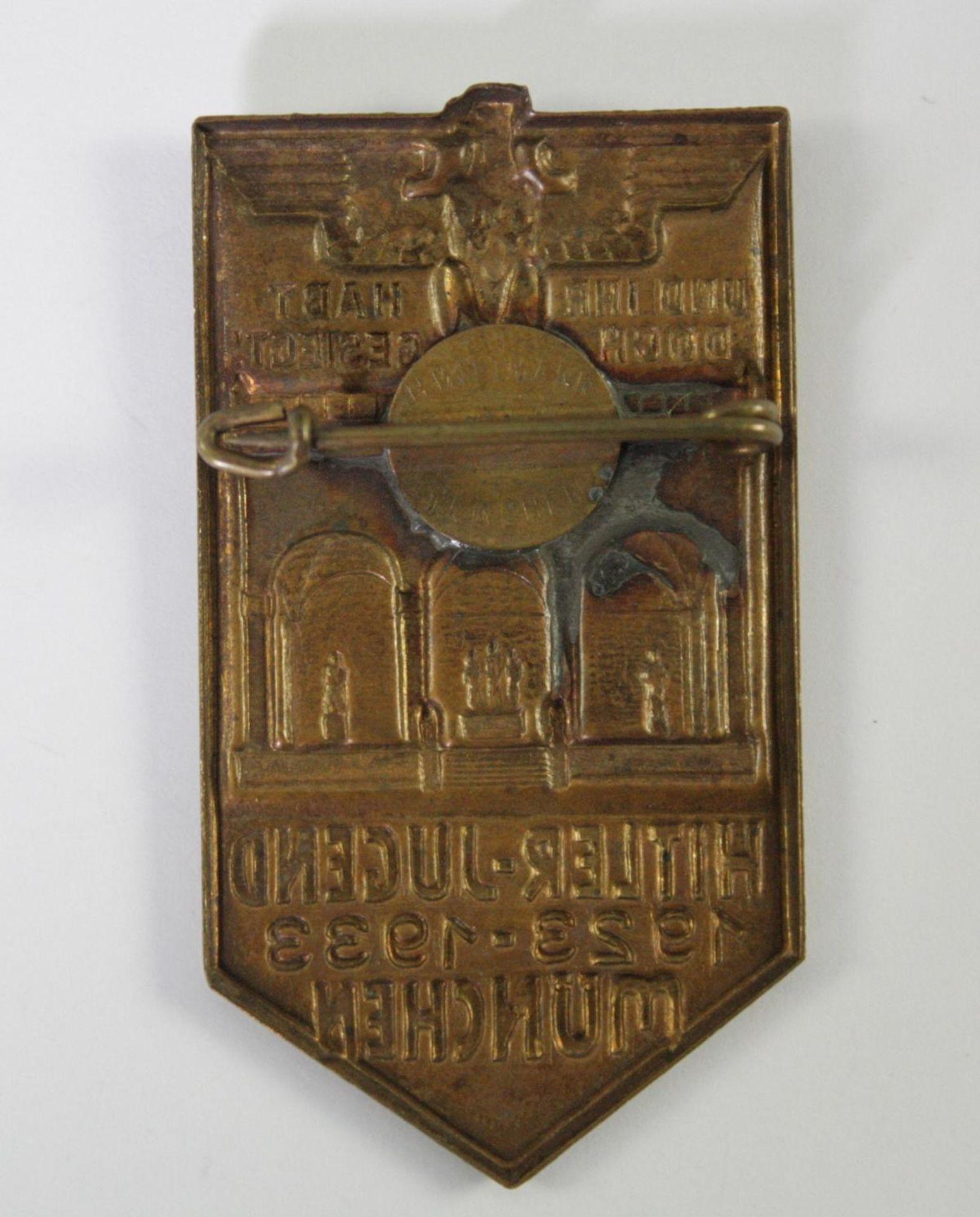 Abzeichen , Hitlerjugend München 1923-1933 - Bild 2 aus 2