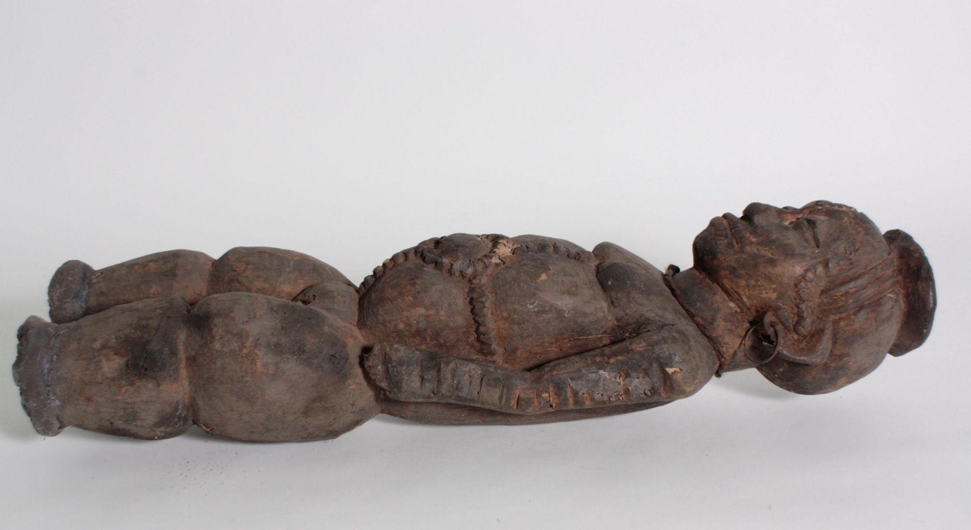 Ältere Ahnen-Figur, Tabwa, D. R. Kongo - Bild 7 aus 14