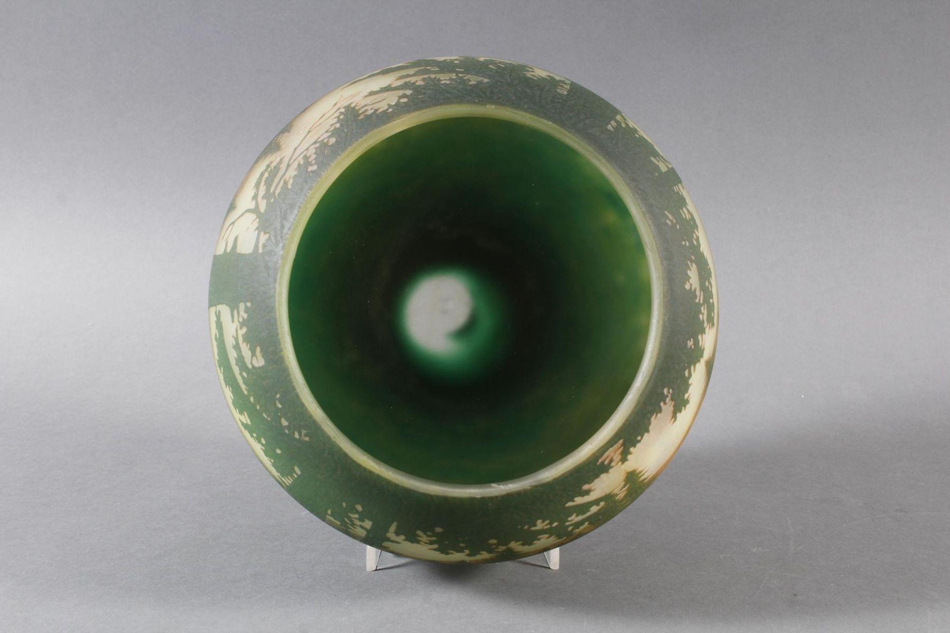 Daum Nancy, Vase Frankreich um 1900 - Bild 8 aus 9