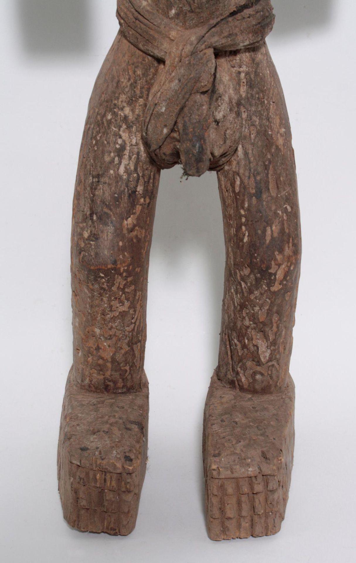 Ältere Große Figur, Dogon oder Bambara, Mali - Bild 4 aus 16