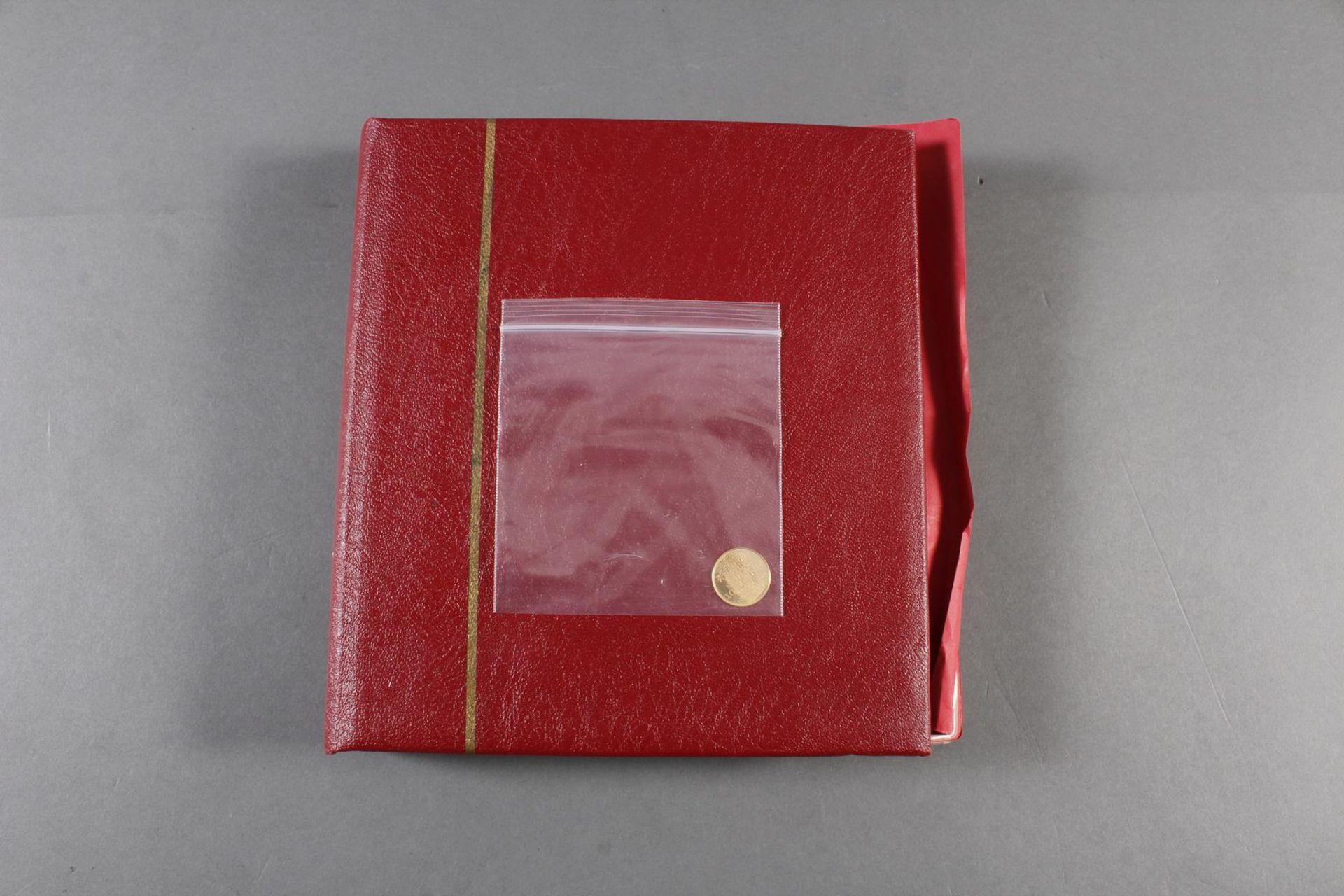 Münzsammlung BRD und alle Welt mit einer Goldmünze - Bild 15 aus 15