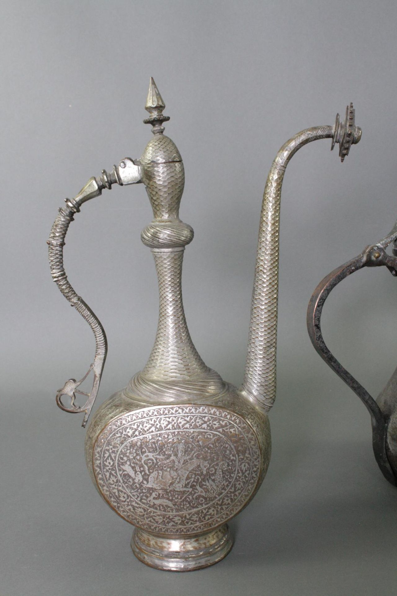 6 Kannen, Iran 19./20. Jahrhundert - Bild 3 aus 13