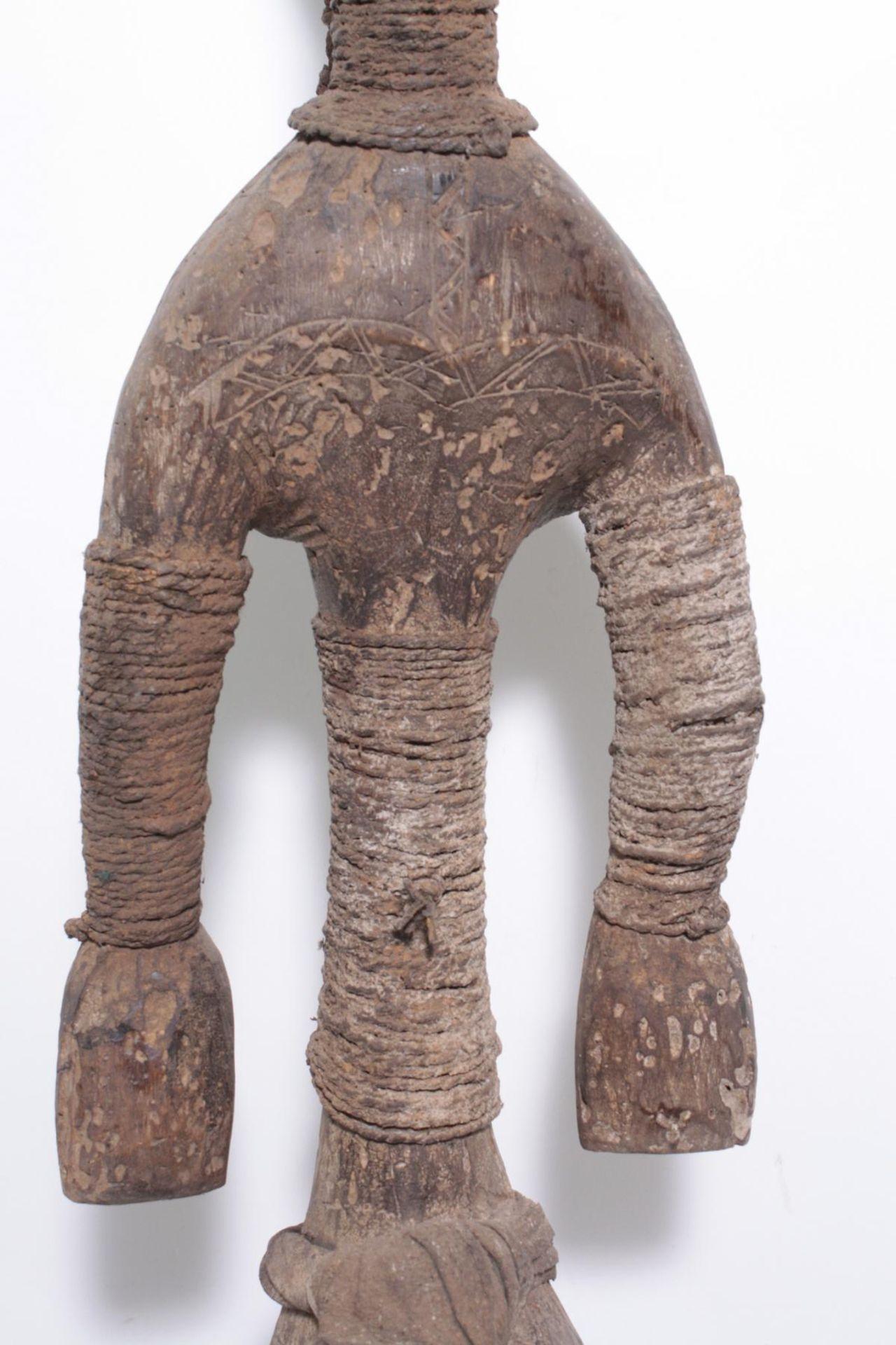 Ältere Große Figur, Dogon oder Bambara, Mali - Bild 11 aus 16