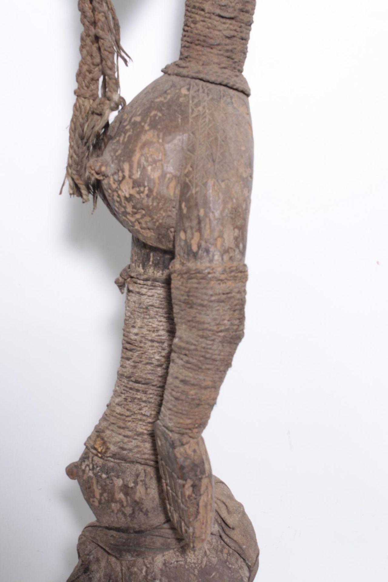 Ältere Große Figur, Dogon oder Bambara, Mali - Bild 15 aus 16