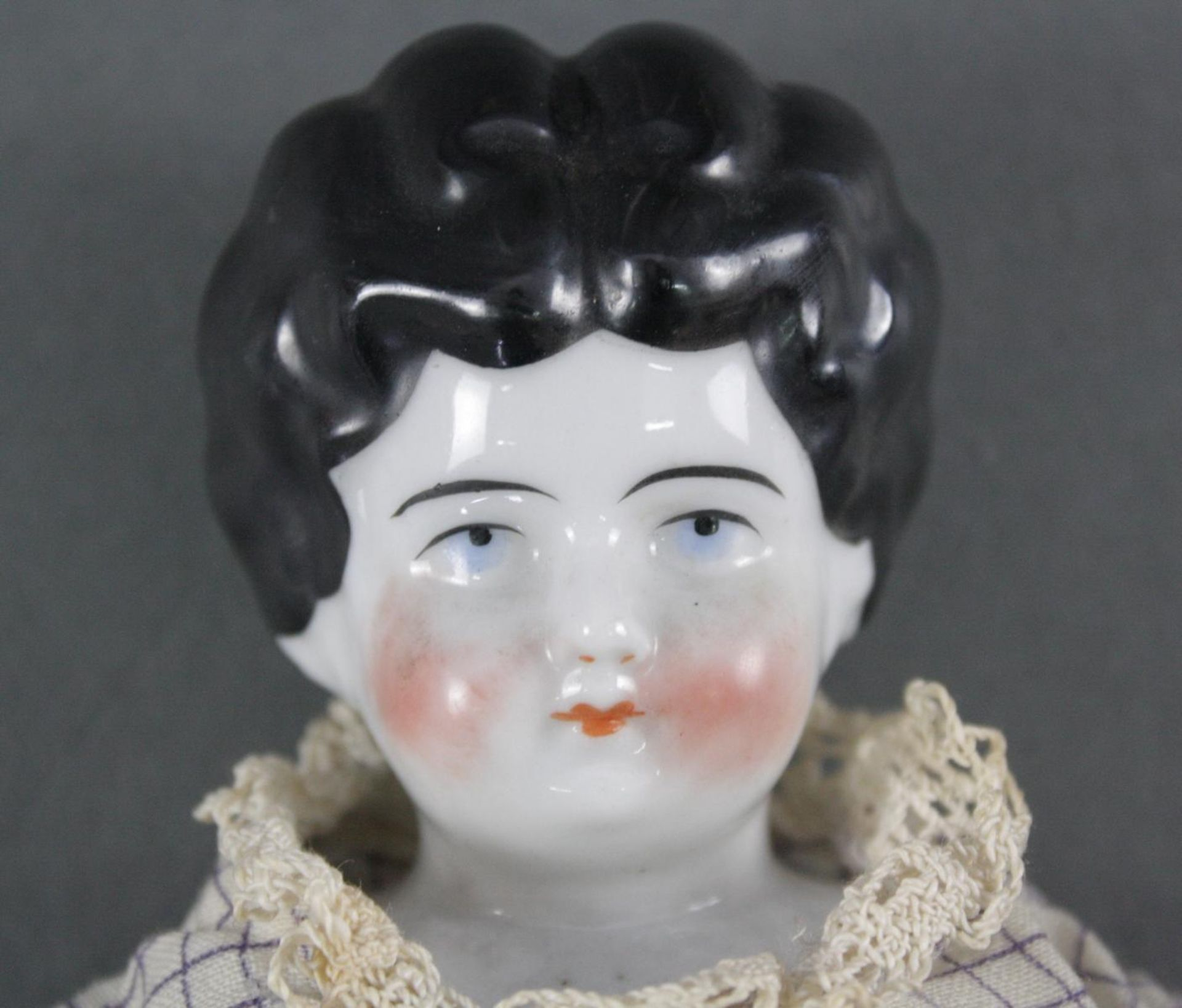 Biedermeier Puppe, 19. Jahrhundert - Bild 3 aus 3