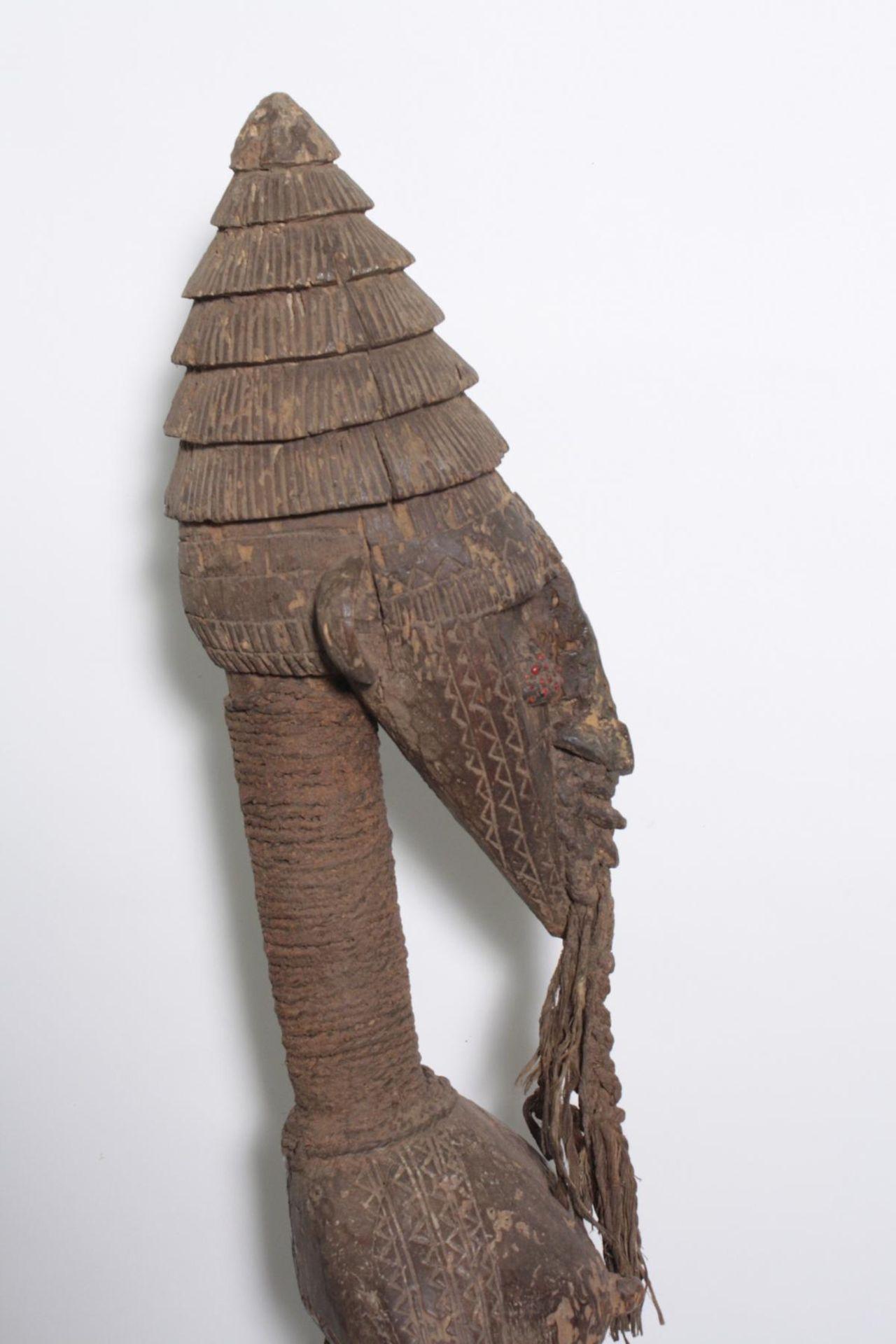 Ältere Große Figur, Dogon oder Bambara, Mali - Bild 6 aus 16
