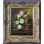 Blumenstillleben, 19. Jahrhundert