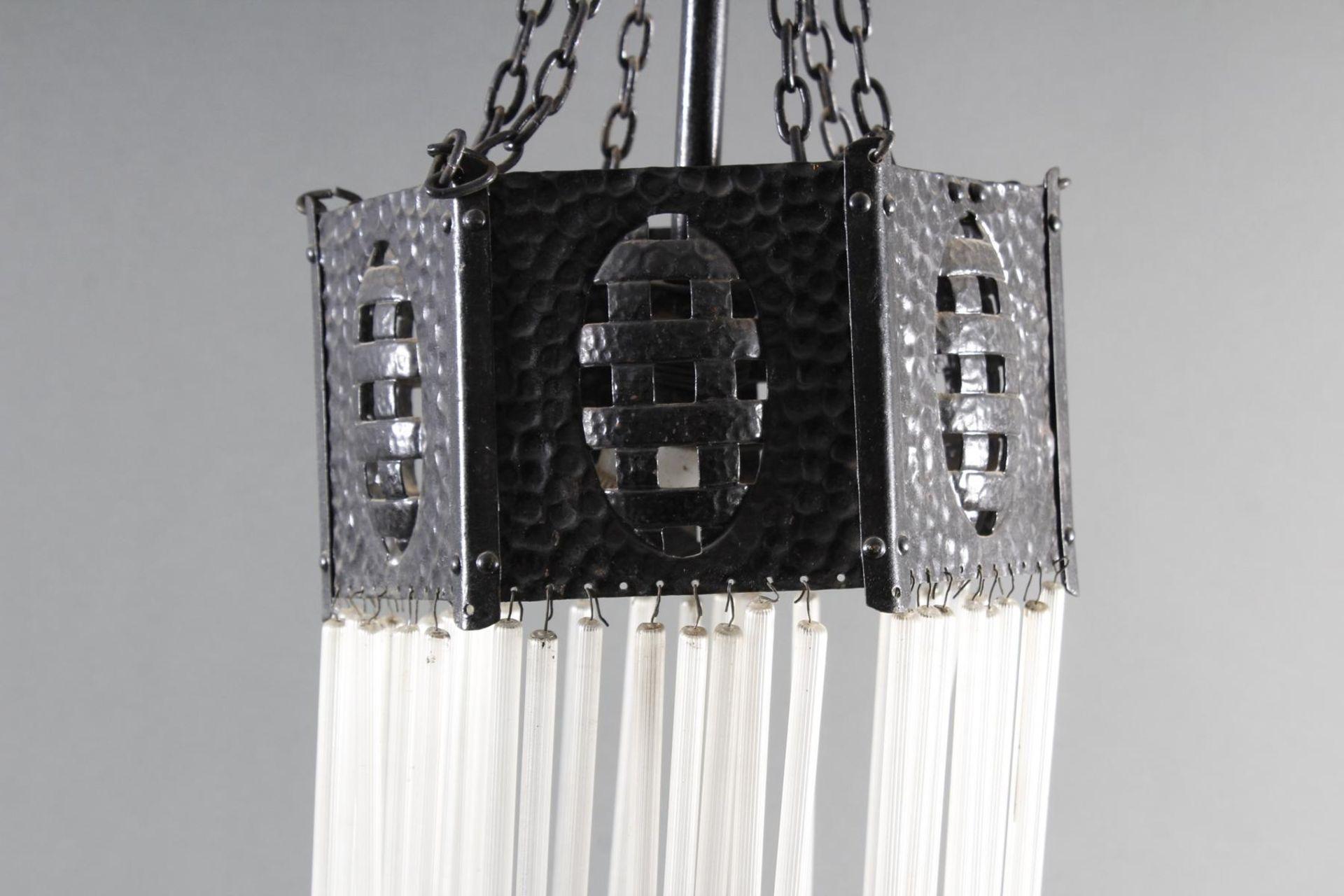 Jugendstil Deckenlampe - Bild 3 aus 3