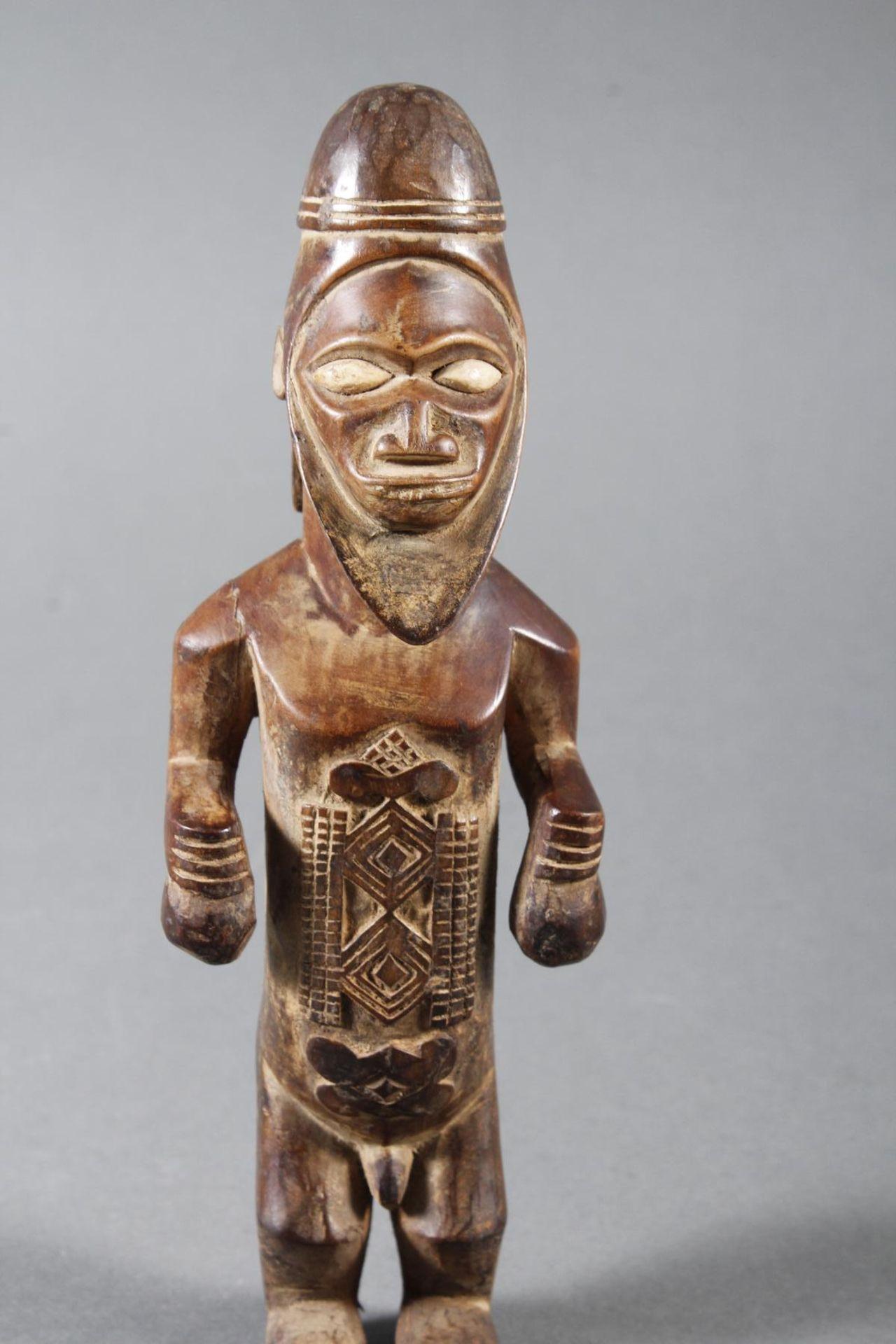Krypto-Fetischfigur, Bembe / Kongo - Bild 6 aus 7