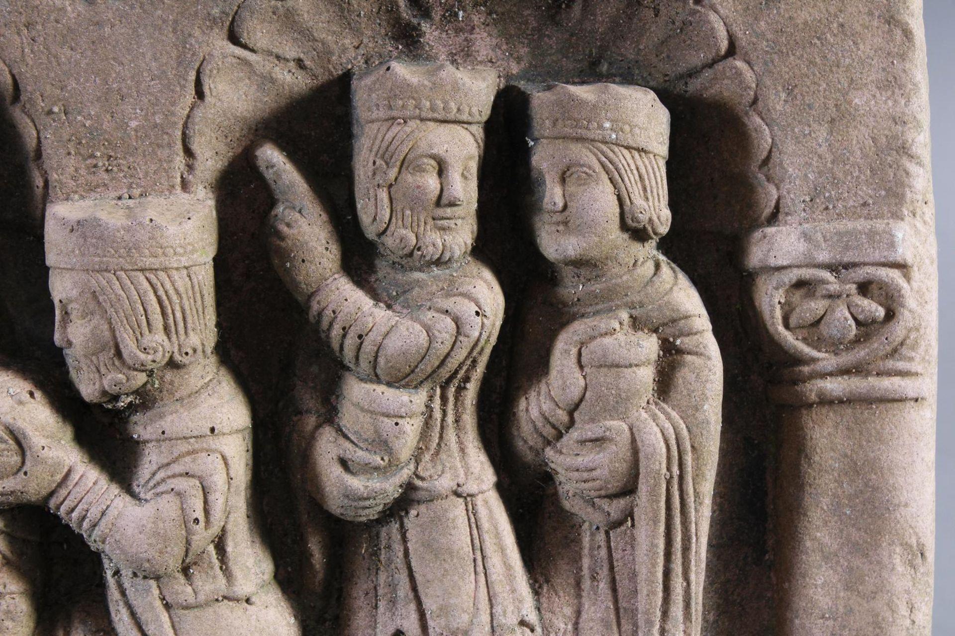 Sandstein Gussrelief - Bild 5 aus 10