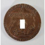 Abzeichen: HJ - Einsatz im Osten ist Ehrendienst 1939