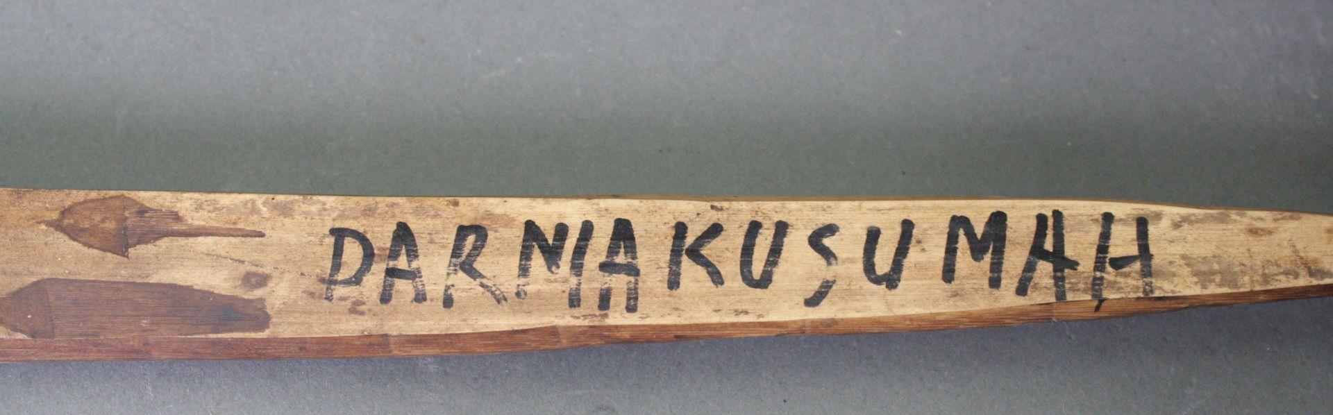 Konvolut indonesische Stabpuppen, Wayang-Golek - Bild 6 aus 6