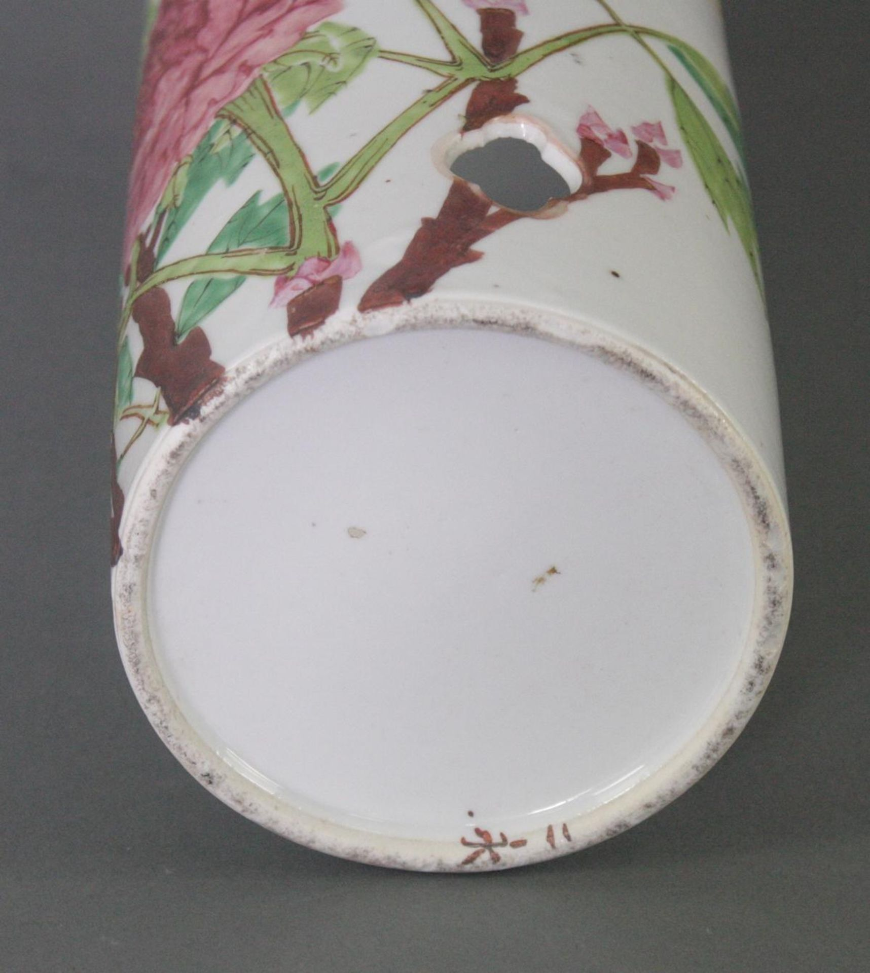 Hutständer, China Ende 19. Jahrhundert - Bild 6 aus 6