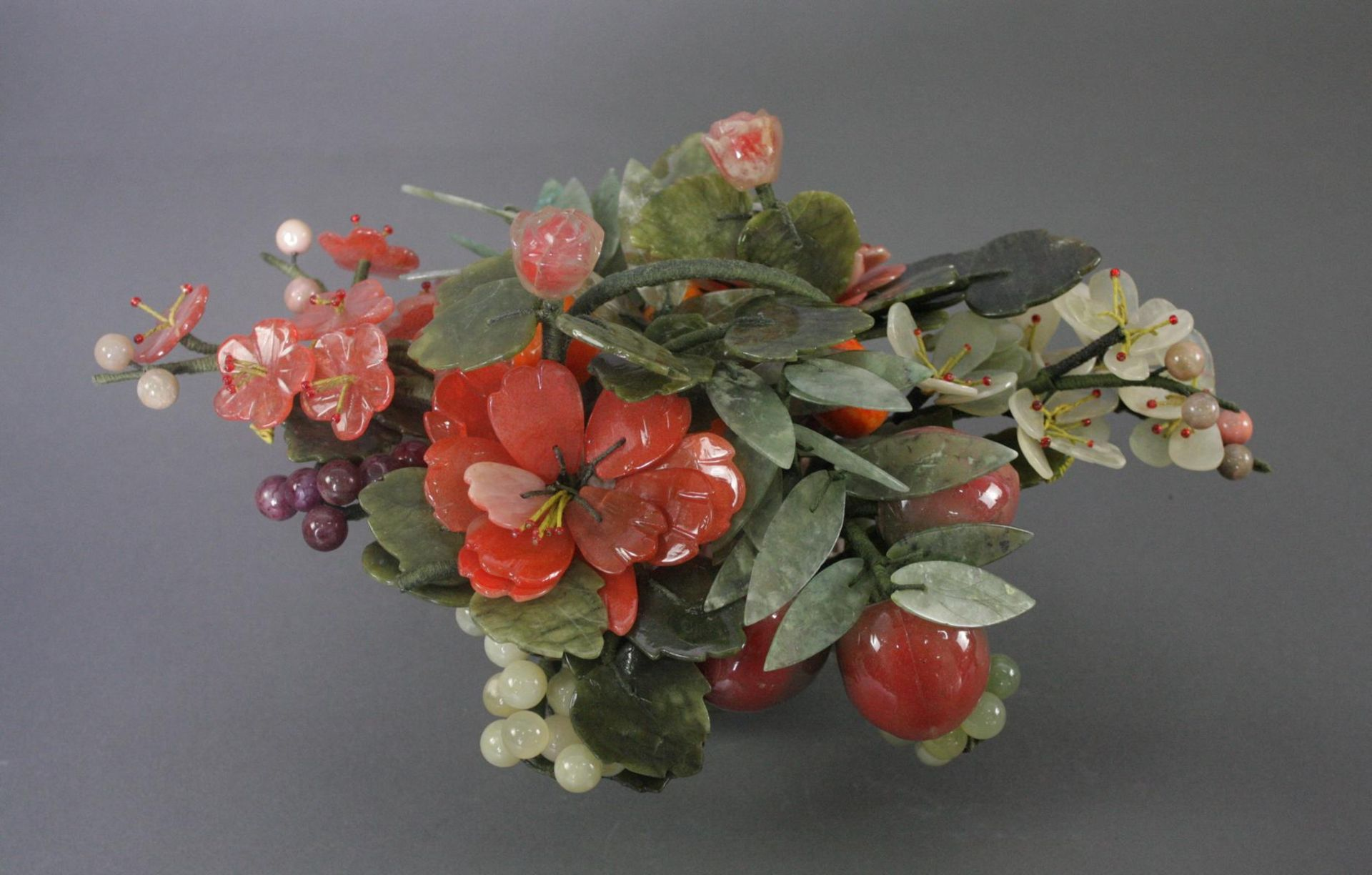 Edelstein-Konvolut / Tischdekoration - Bild 3 aus 4