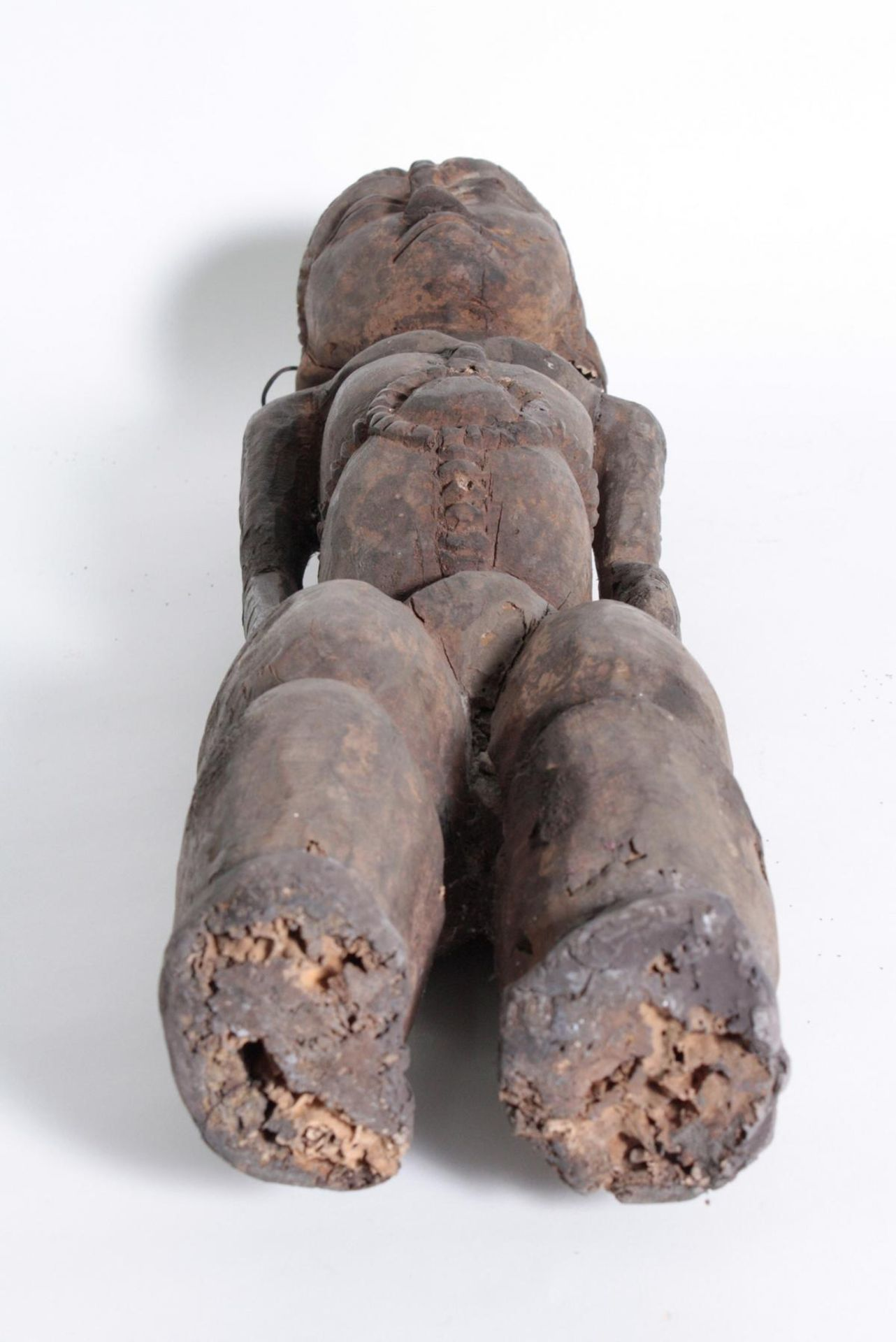 Ältere Ahnen-Figur, Tabwa, D. R. Kongo - Bild 12 aus 14