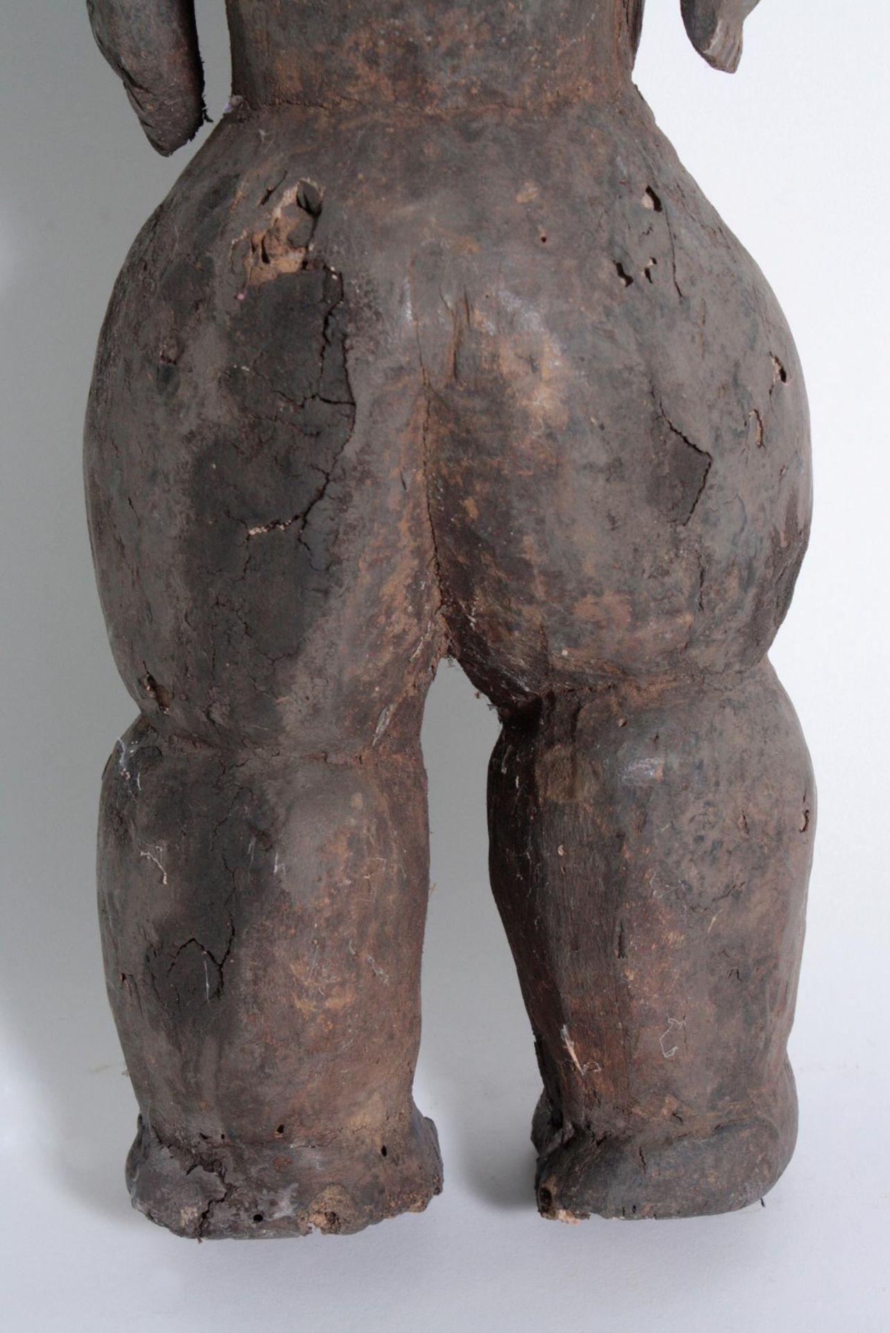 Ältere Ahnen-Figur, Tabwa, D. R. Kongo - Bild 10 aus 14