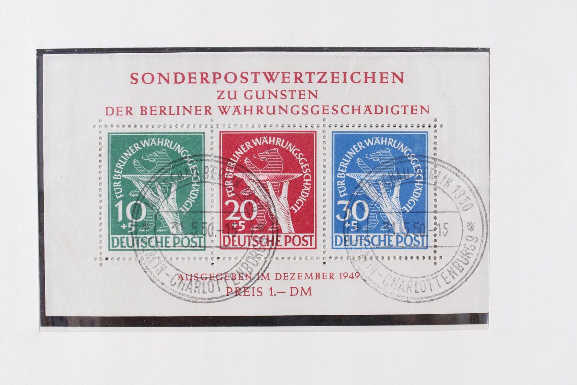 Berlin, 1948-1990 , gestempelt, Spitzensammlung!