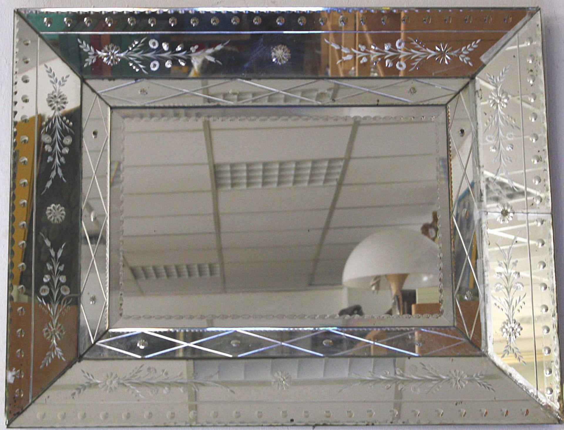 Venezianischer Spiegel, 20 Jahrhundert