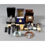 Konvolut Damen und Herrenarmbanduhren, 14 Stück