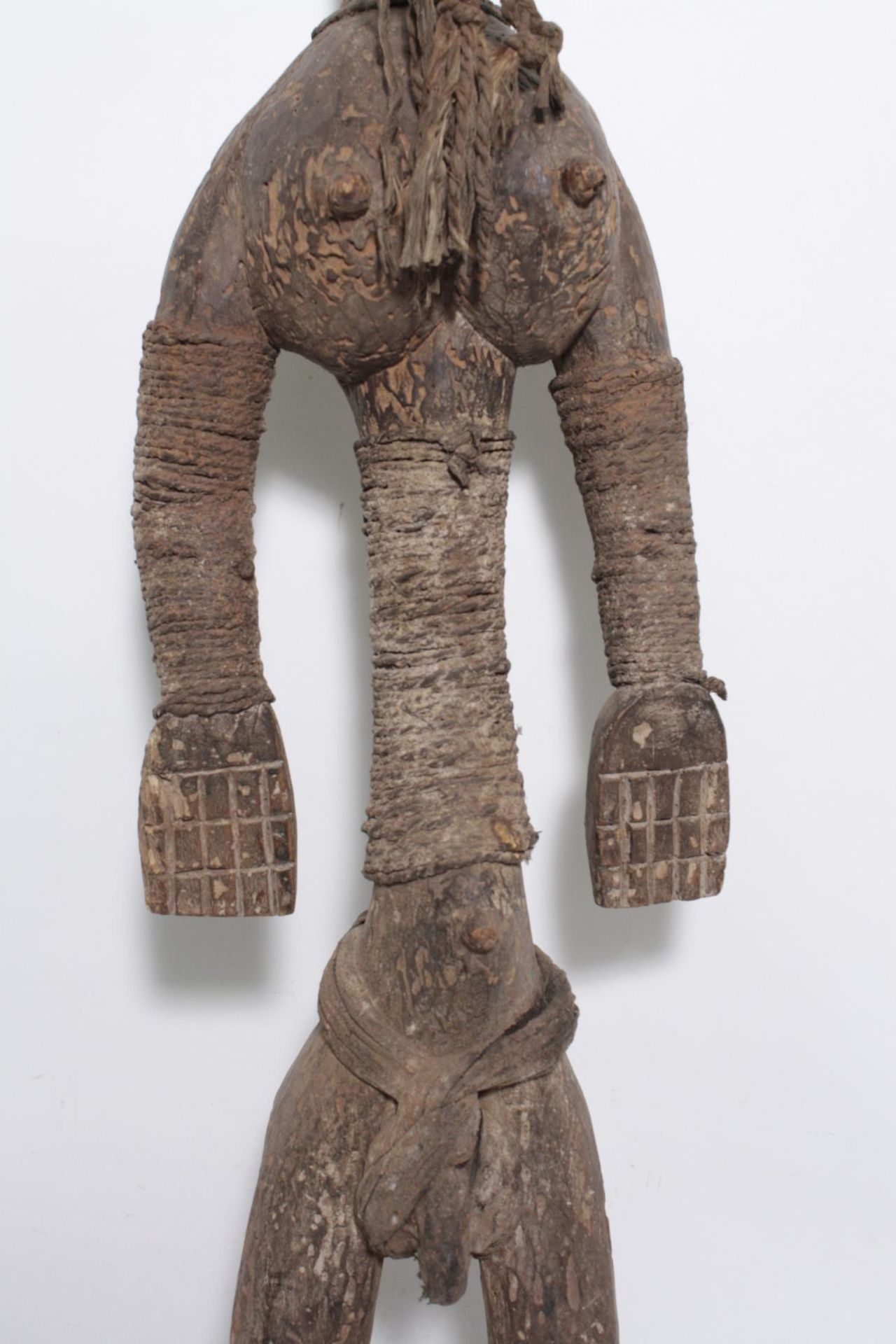 Ältere Große Figur, Dogon oder Bambara, Mali - Bild 3 aus 16
