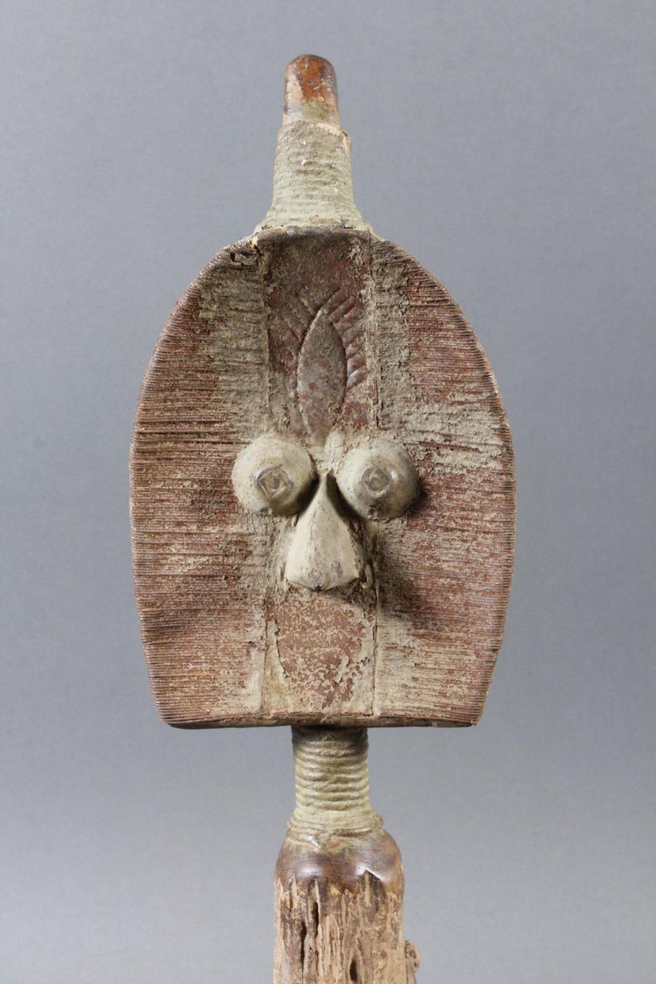 Grabwächter, Reliquiarfigur, Mahongwe / Gabun - Bild 2 aus 7