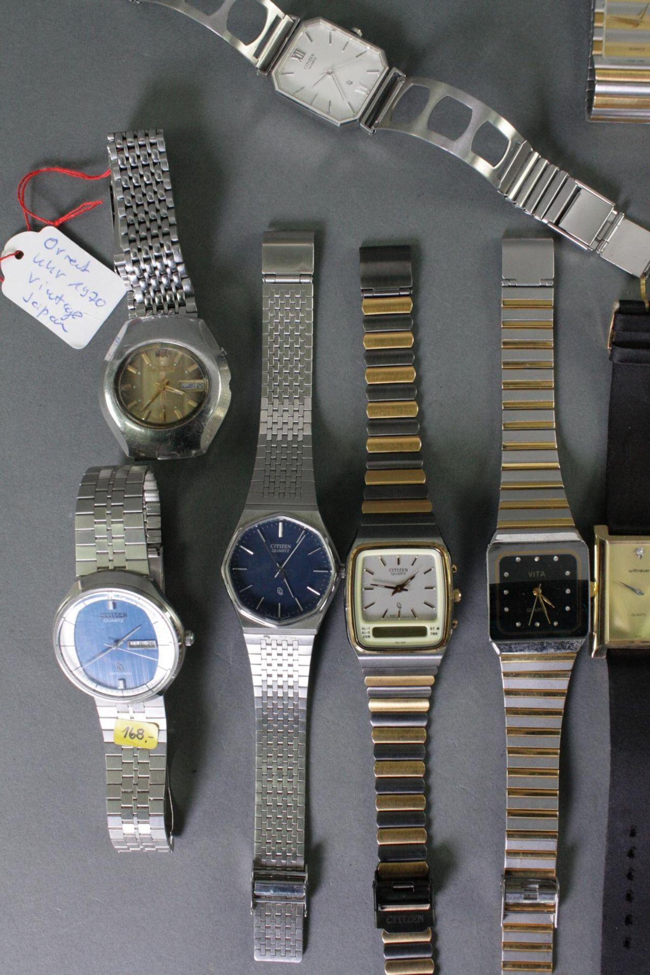 Konvolut Armbanduhren - Bild 2 aus 7