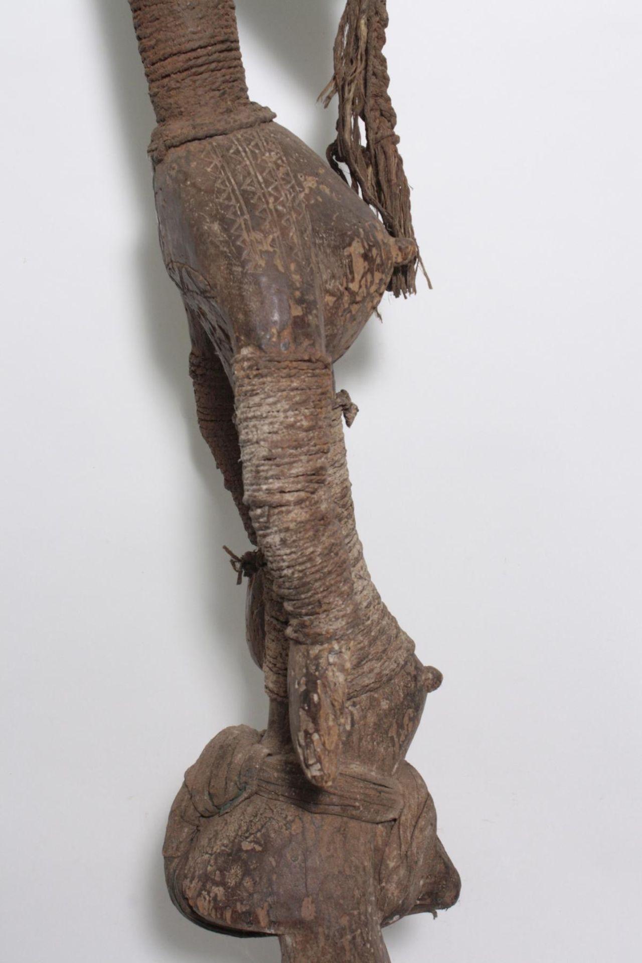 Ältere Große Figur, Dogon oder Bambara, Mali - Bild 7 aus 16