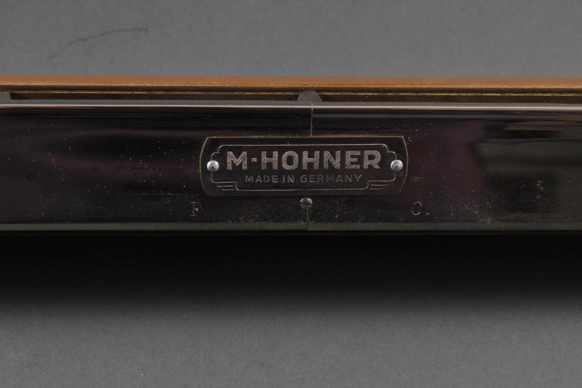 Hohner Akkord Mundharmonika - Bild 4 aus 4
