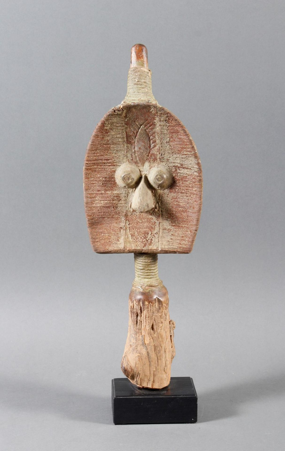 Grabwächter, Reliquiarfigur, Mahongwe / Gabun
