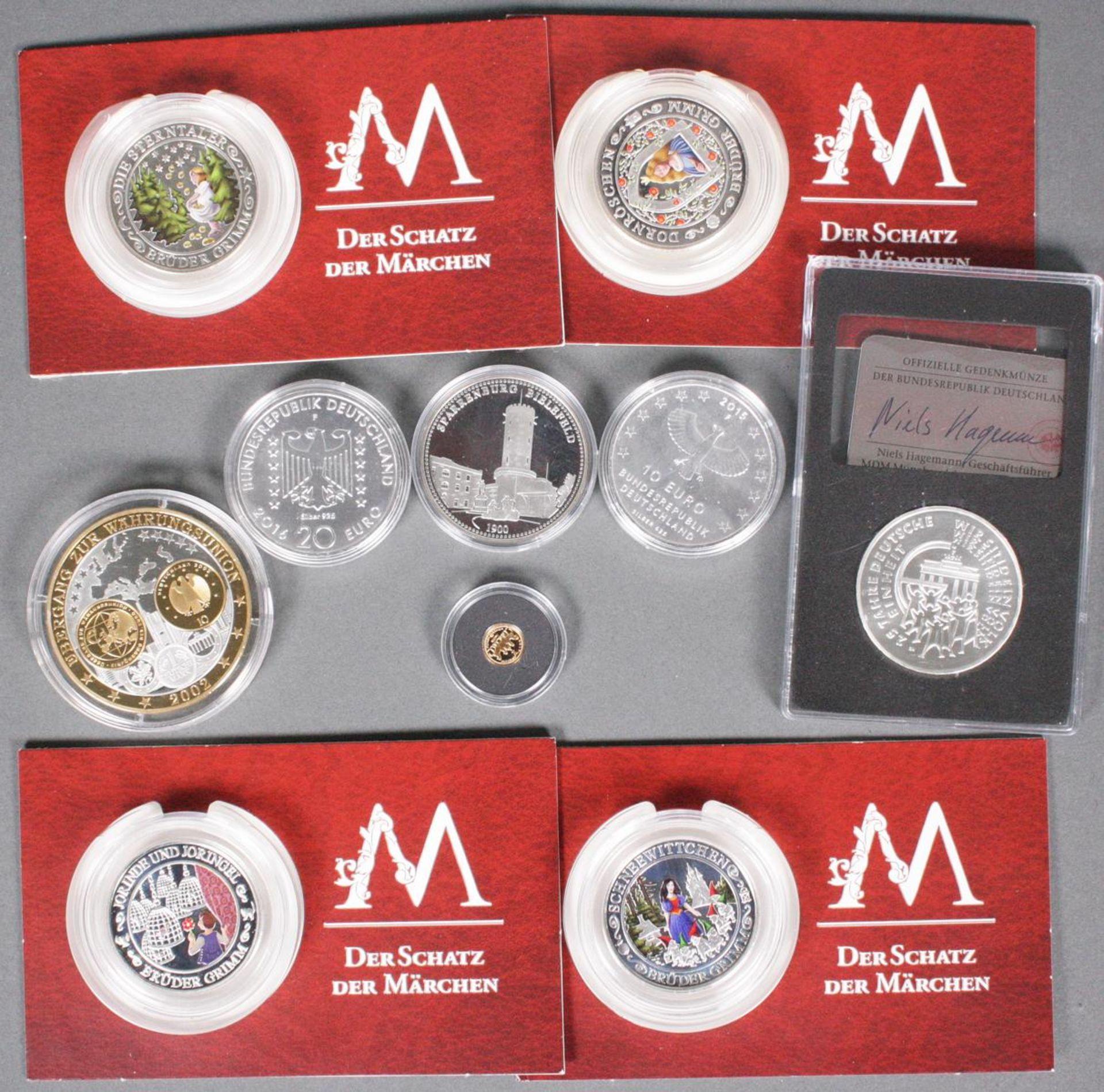 Kleiner Münznachlass