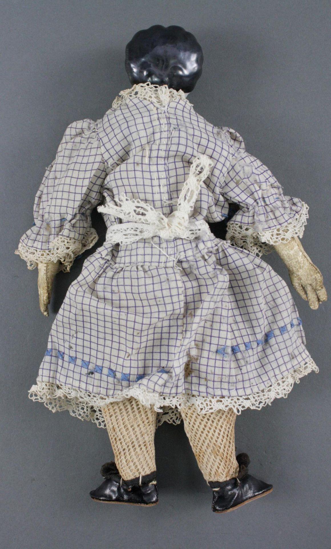 Biedermeier Puppe, 19. Jahrhundert - Bild 2 aus 3