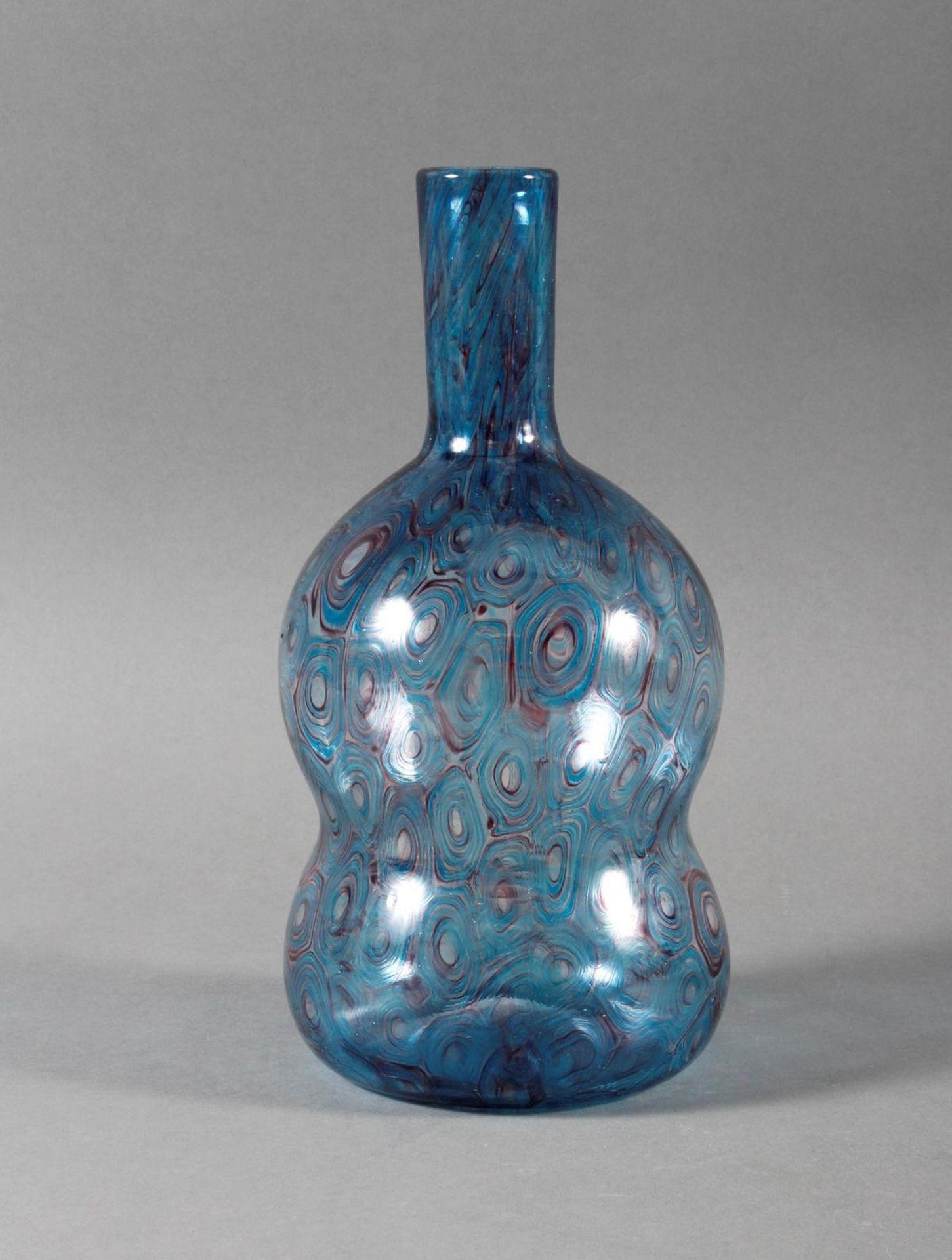 """Vase """"Caccia"""", Ausführung Barovier & Toso, Murano. Um 1962"""